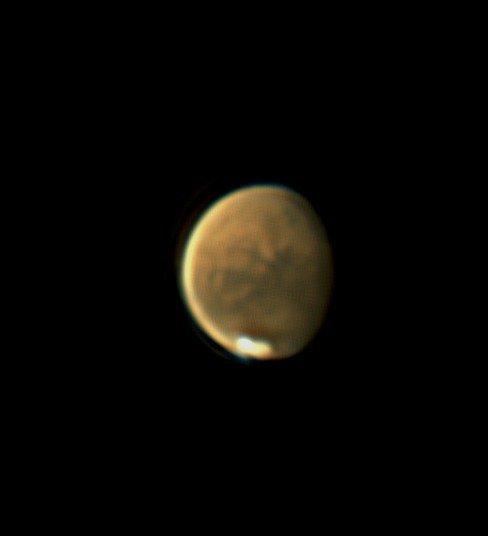 Marte - Jaume Oliver