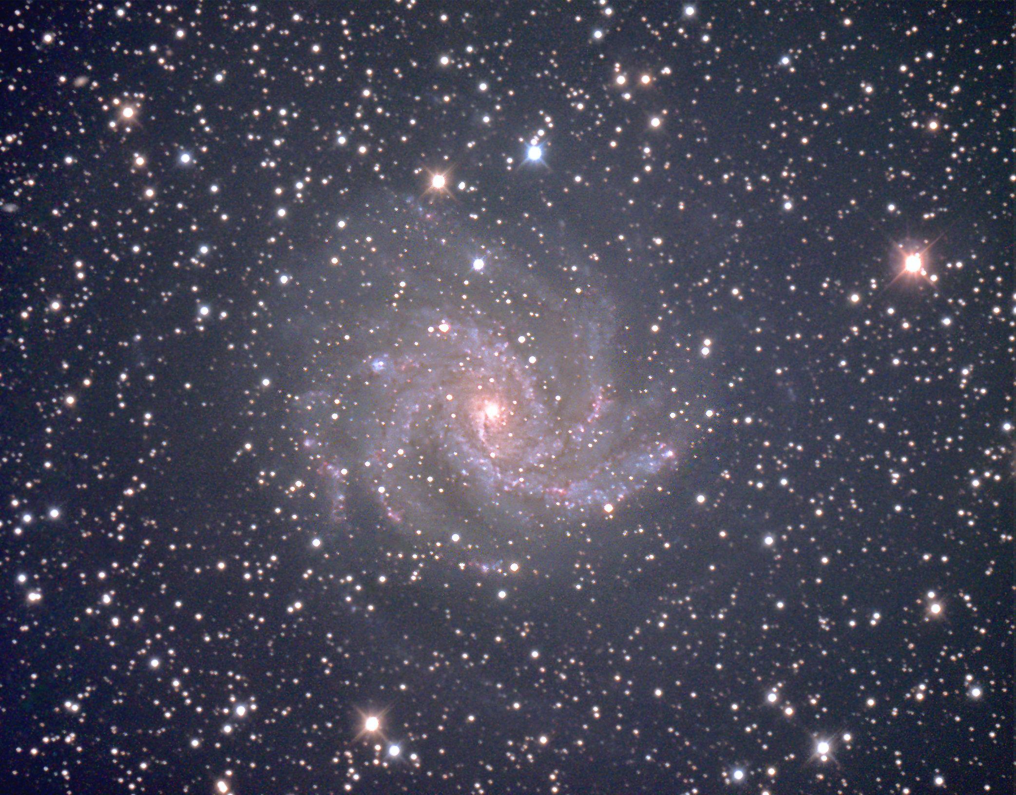 NGC6946 - Antoni Vidal