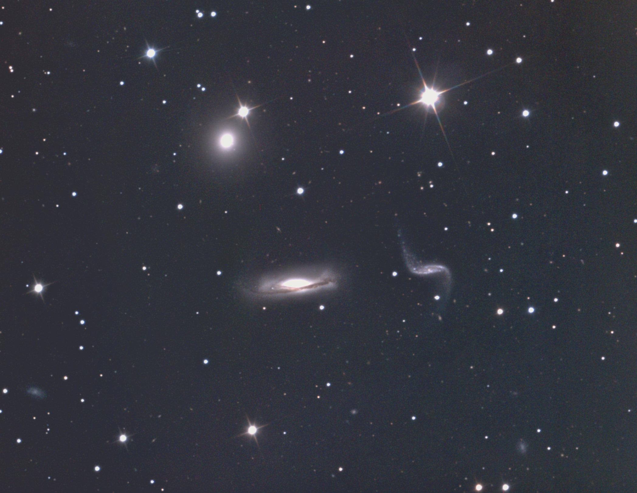 NGC3190 - Antoni Vidal