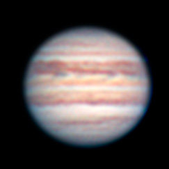 Júpiter - David Sala
