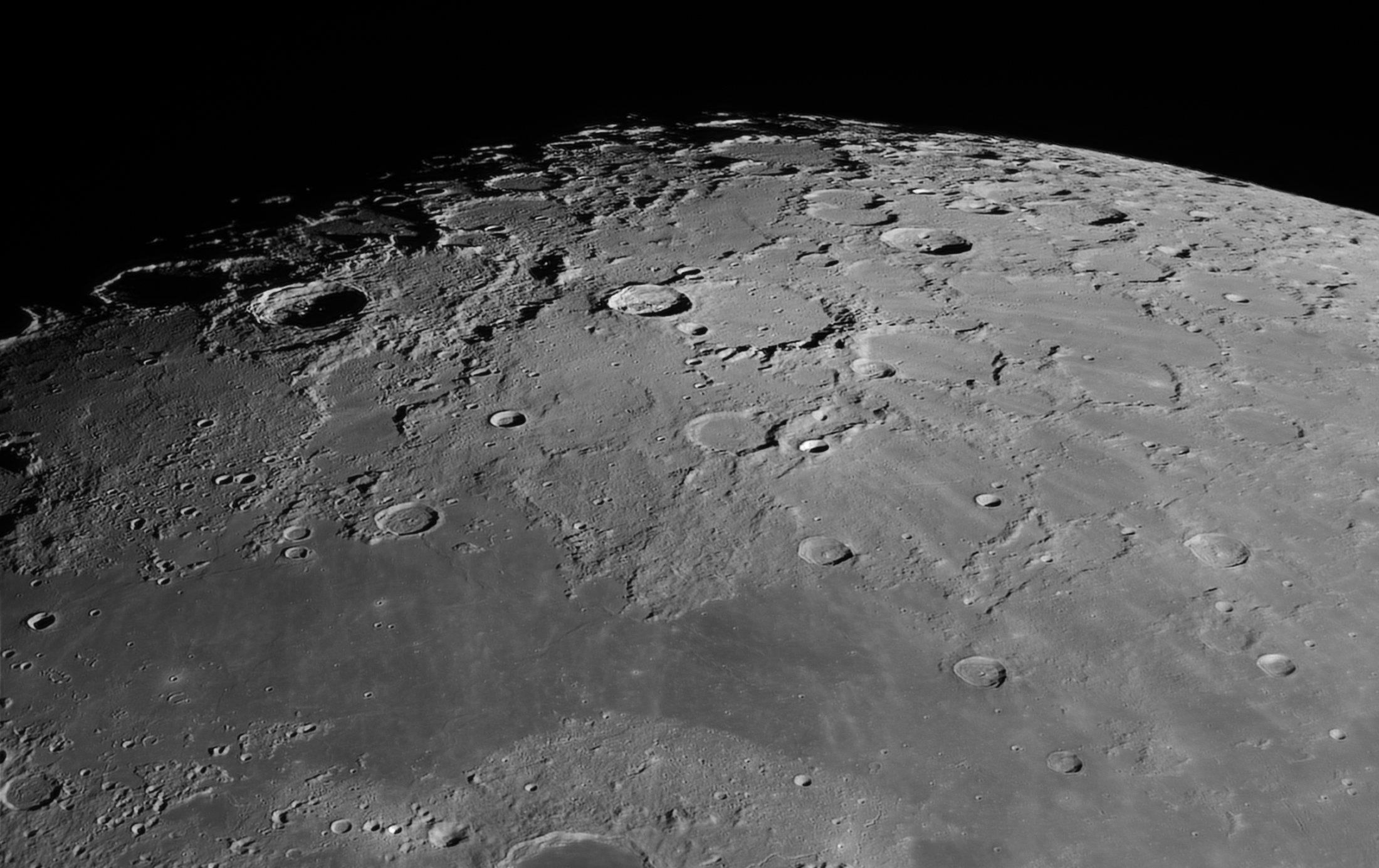 Pol Nord de la Lluna - Toni Font