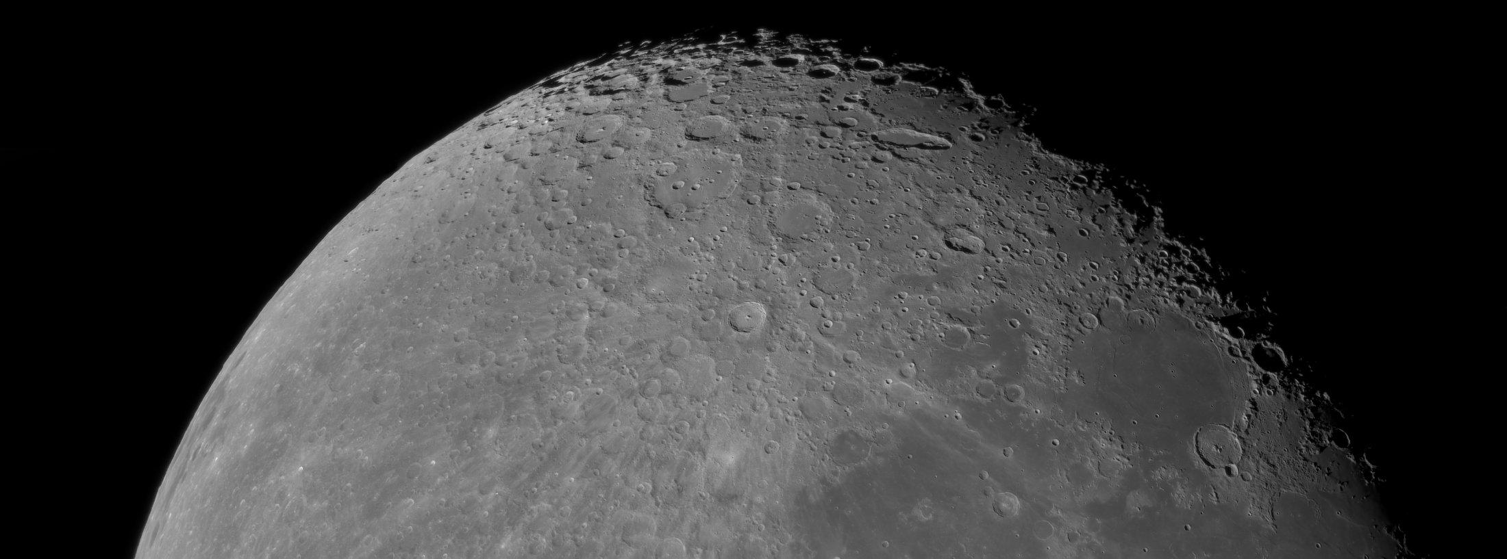 Luna - Mosaico Polo Sur - Toni Font