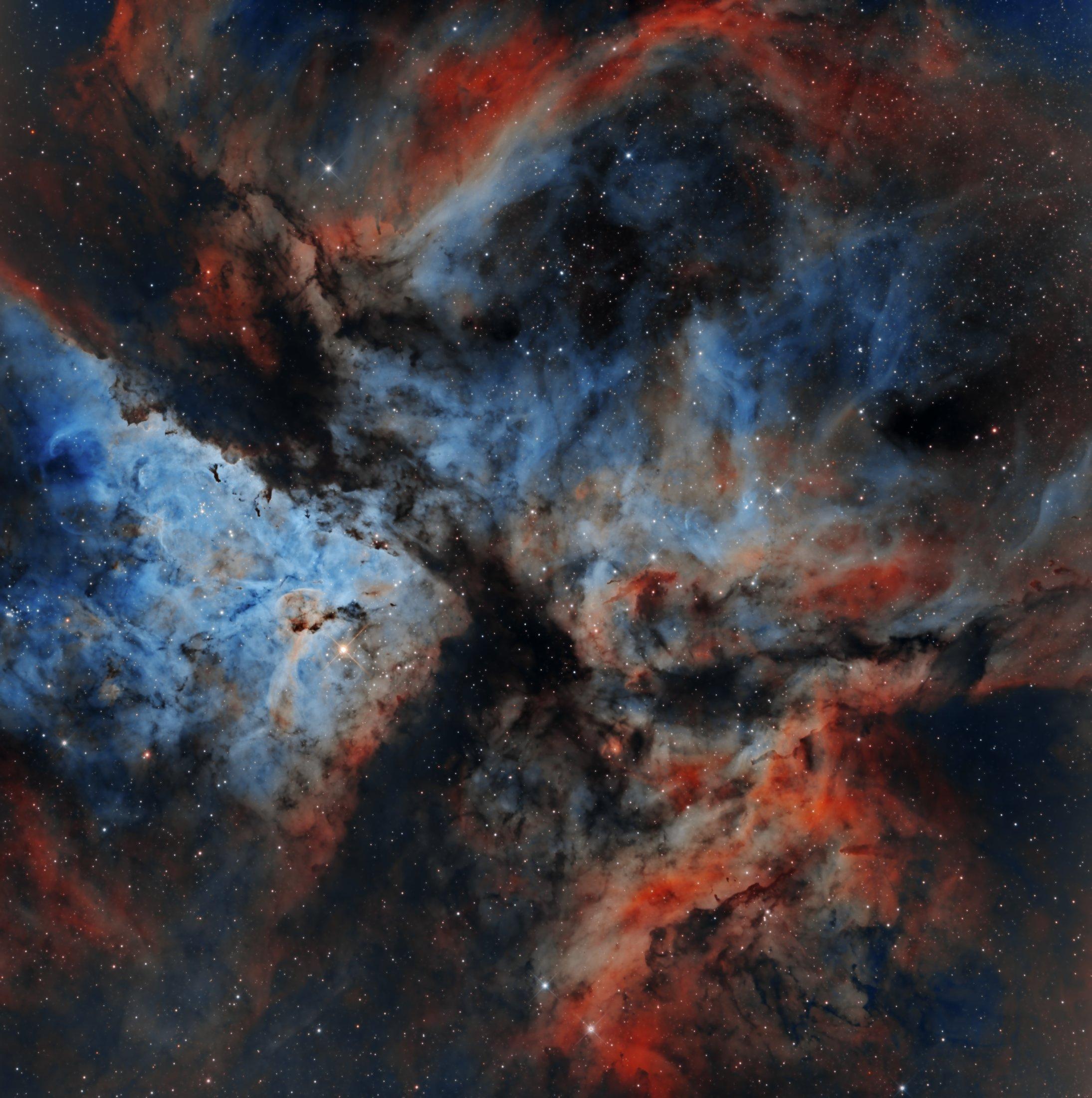 Carina Nebula - Ernesto Arredondo