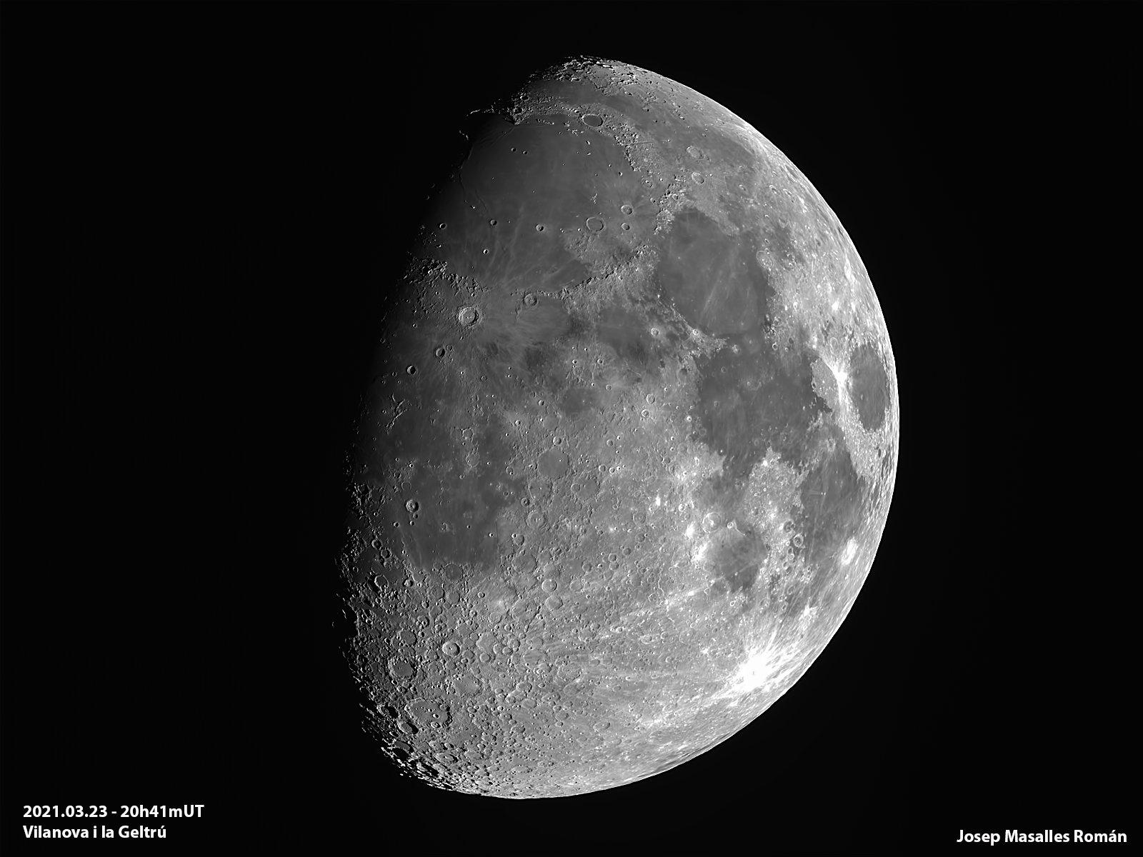 Lluna - Josep Masalles