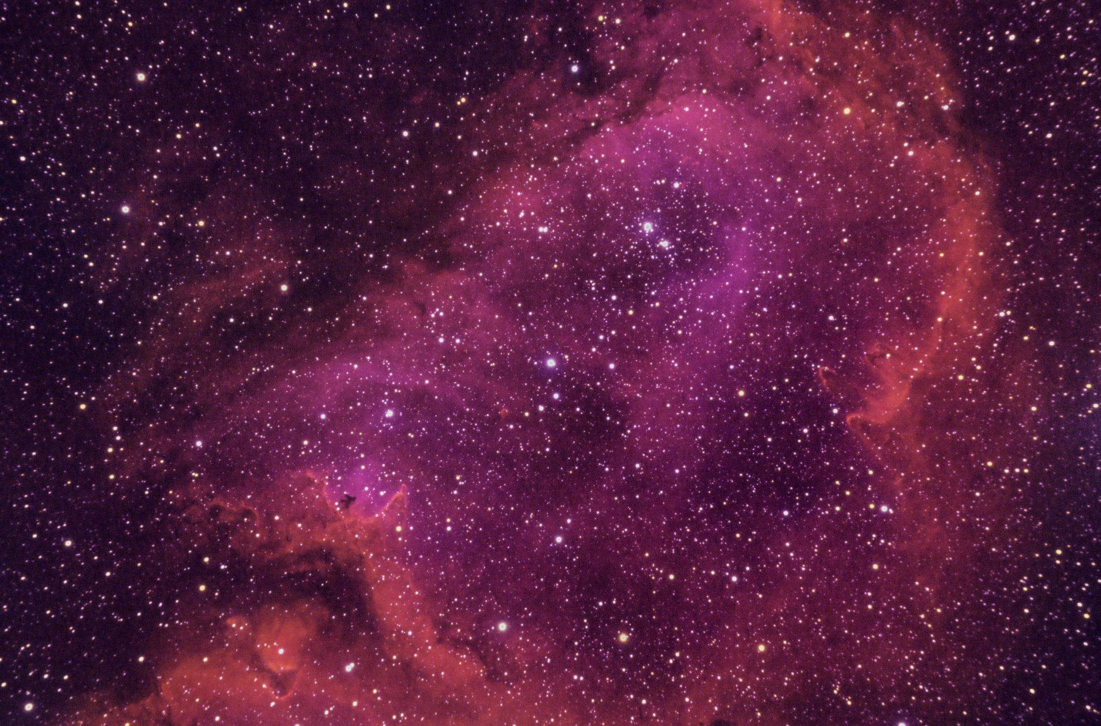 Nebulosa Alma - Pedro Sánchez