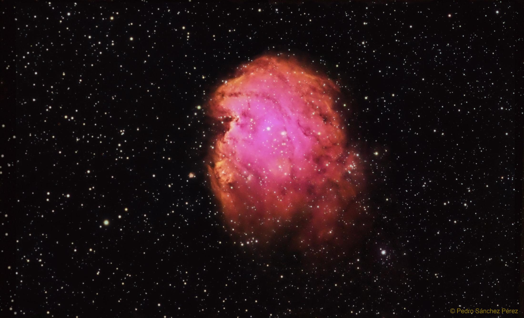 NGC2174 - Pedro Sánchez