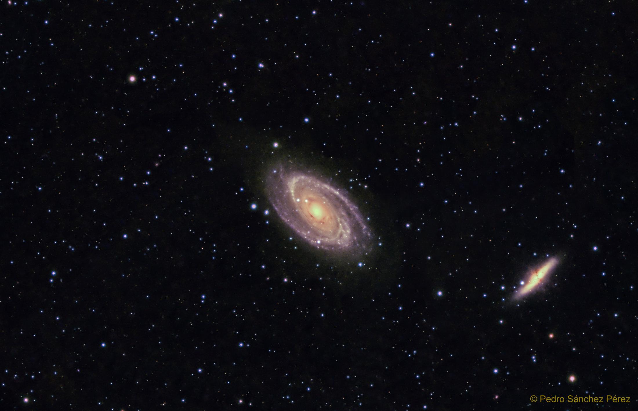 M81 - M82 - Pedro Sánchez