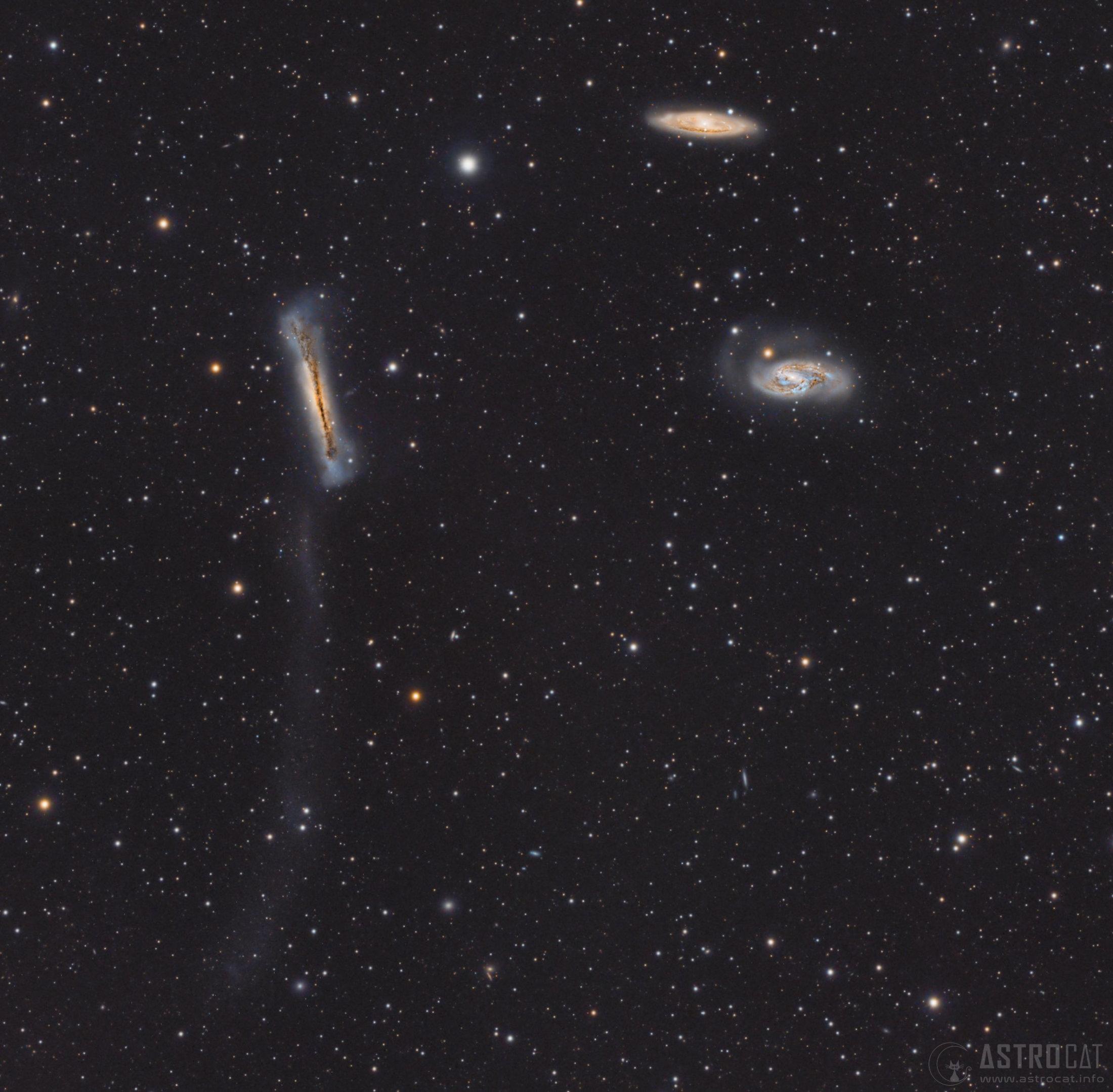 NGC 3628 - Aleix Roig