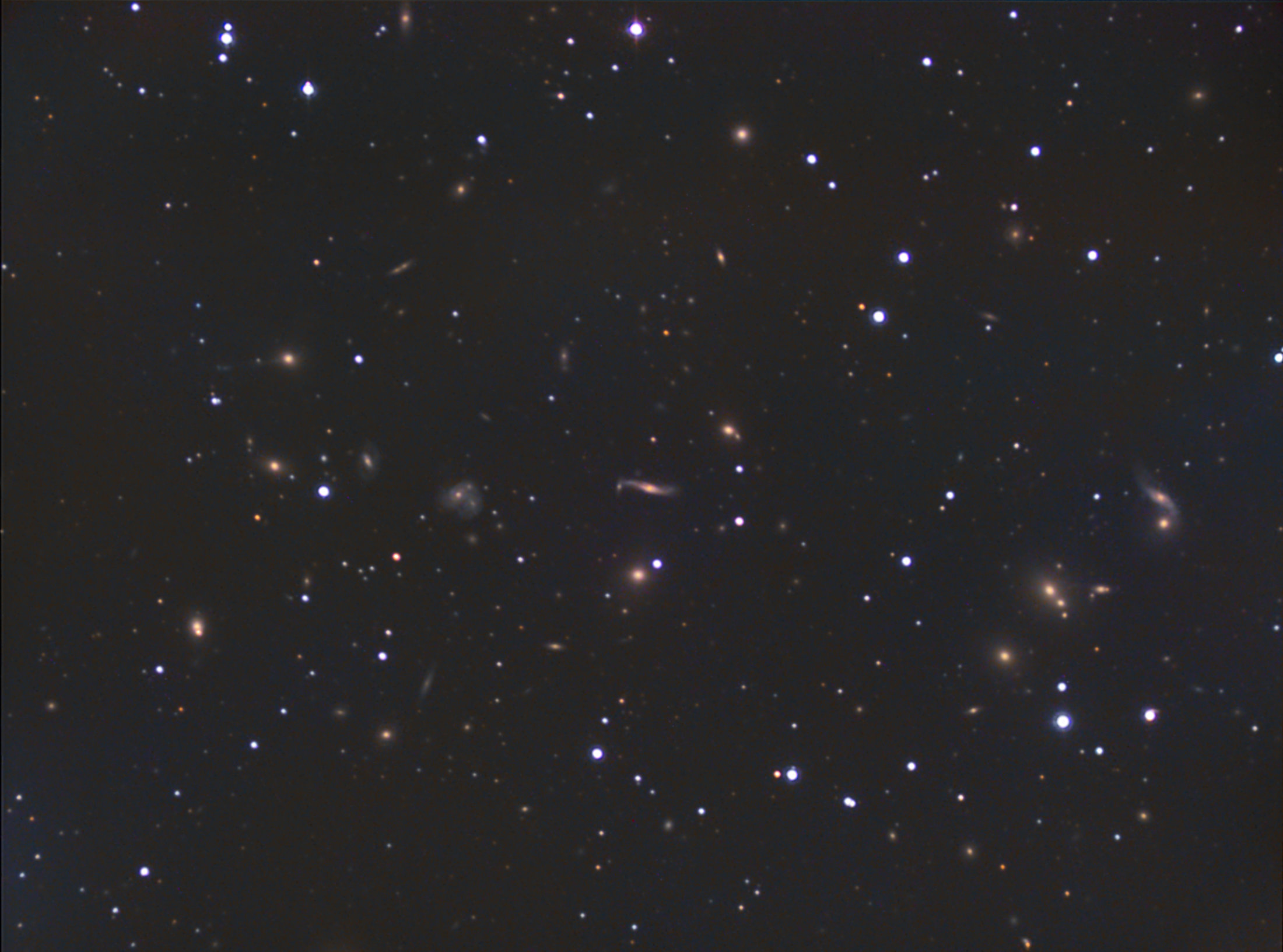 Abell 2151 - Angel Graells