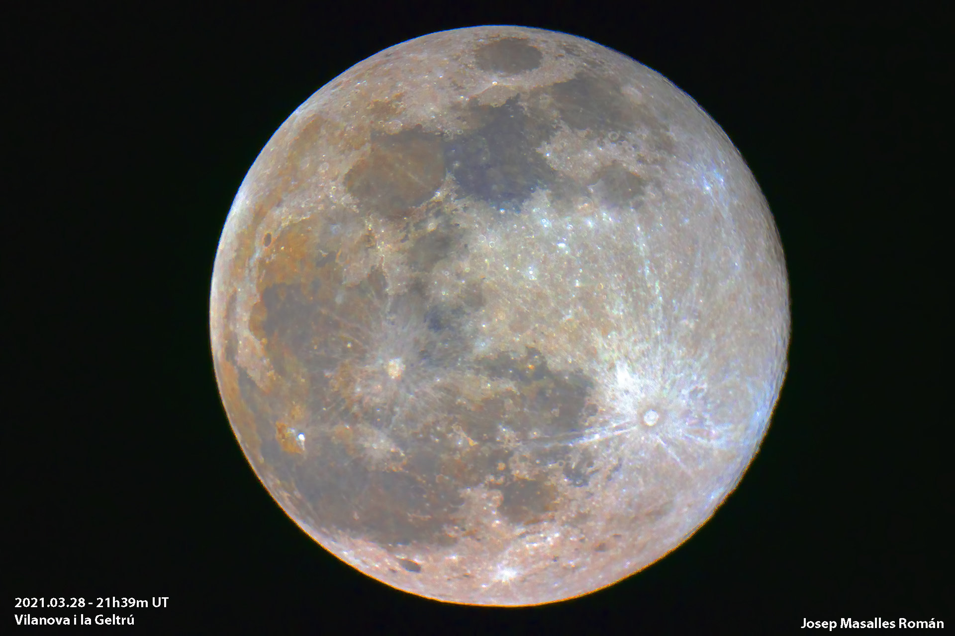 Lluna - Josep Massalles