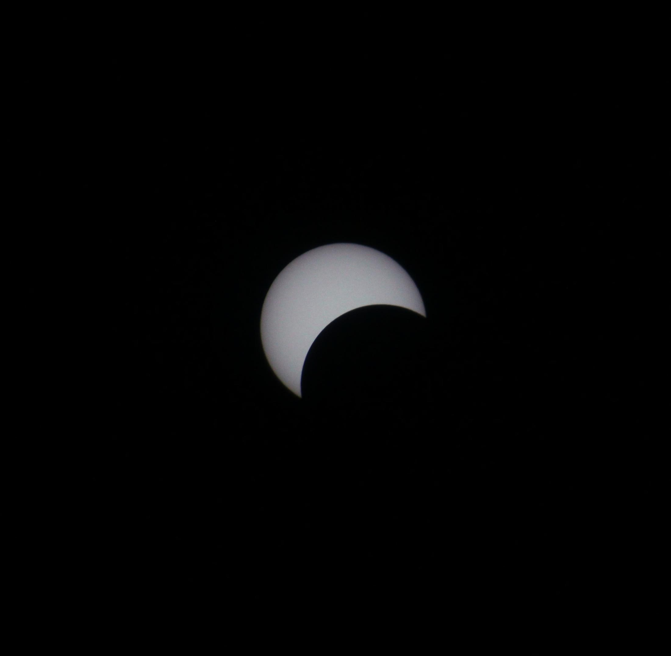Eclipse Sol - David López