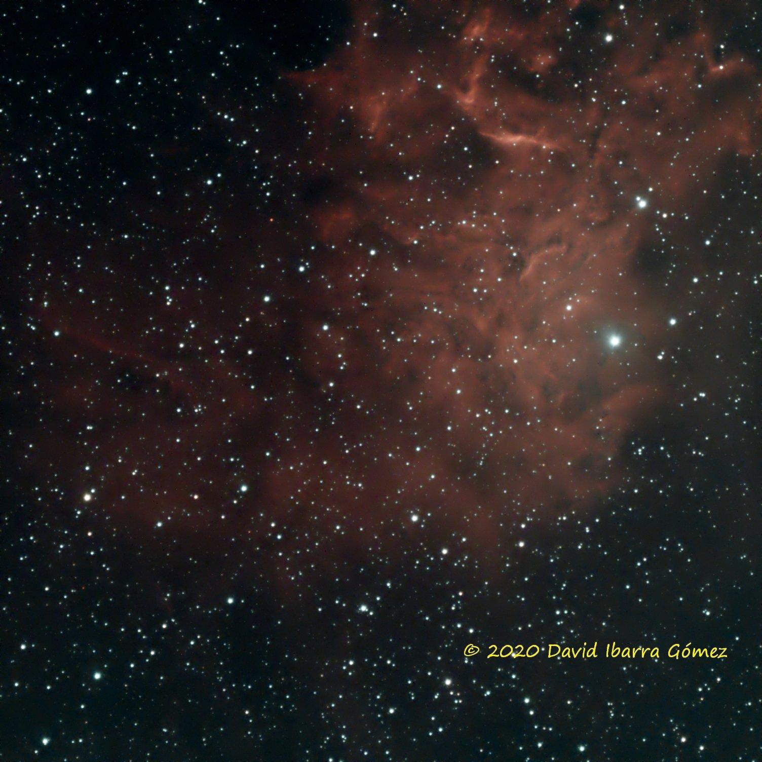 Flaming Star - David Ibarra