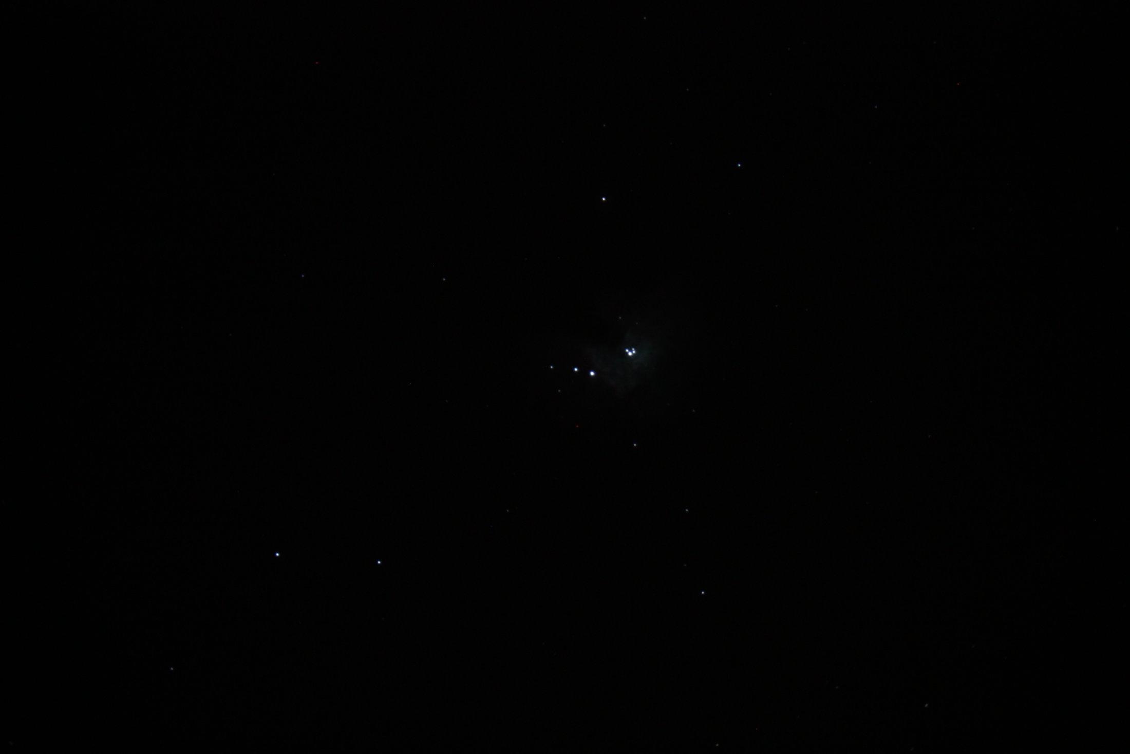 Nebulosa de Orión - Joan Grados