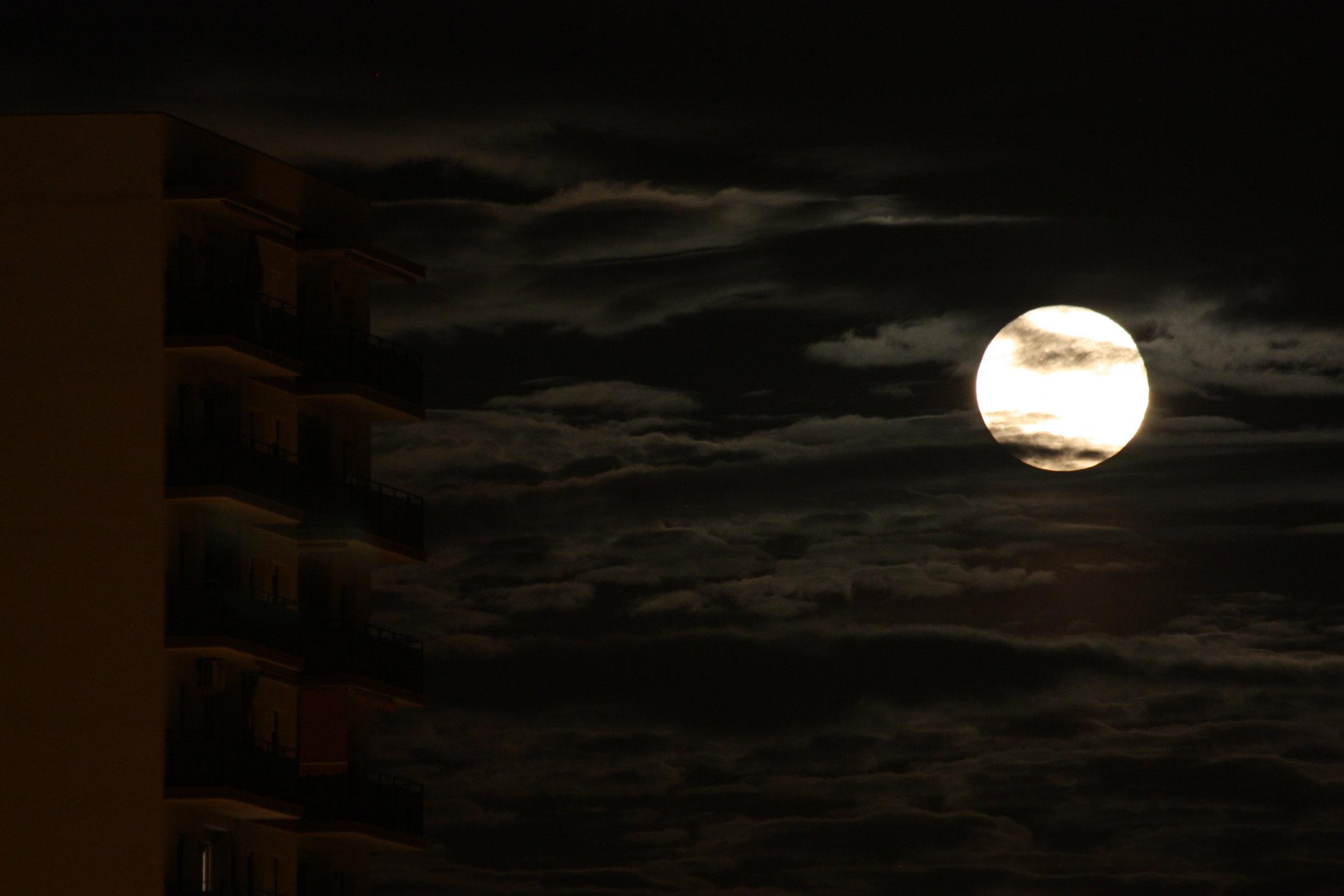Superluna - Joan Grados