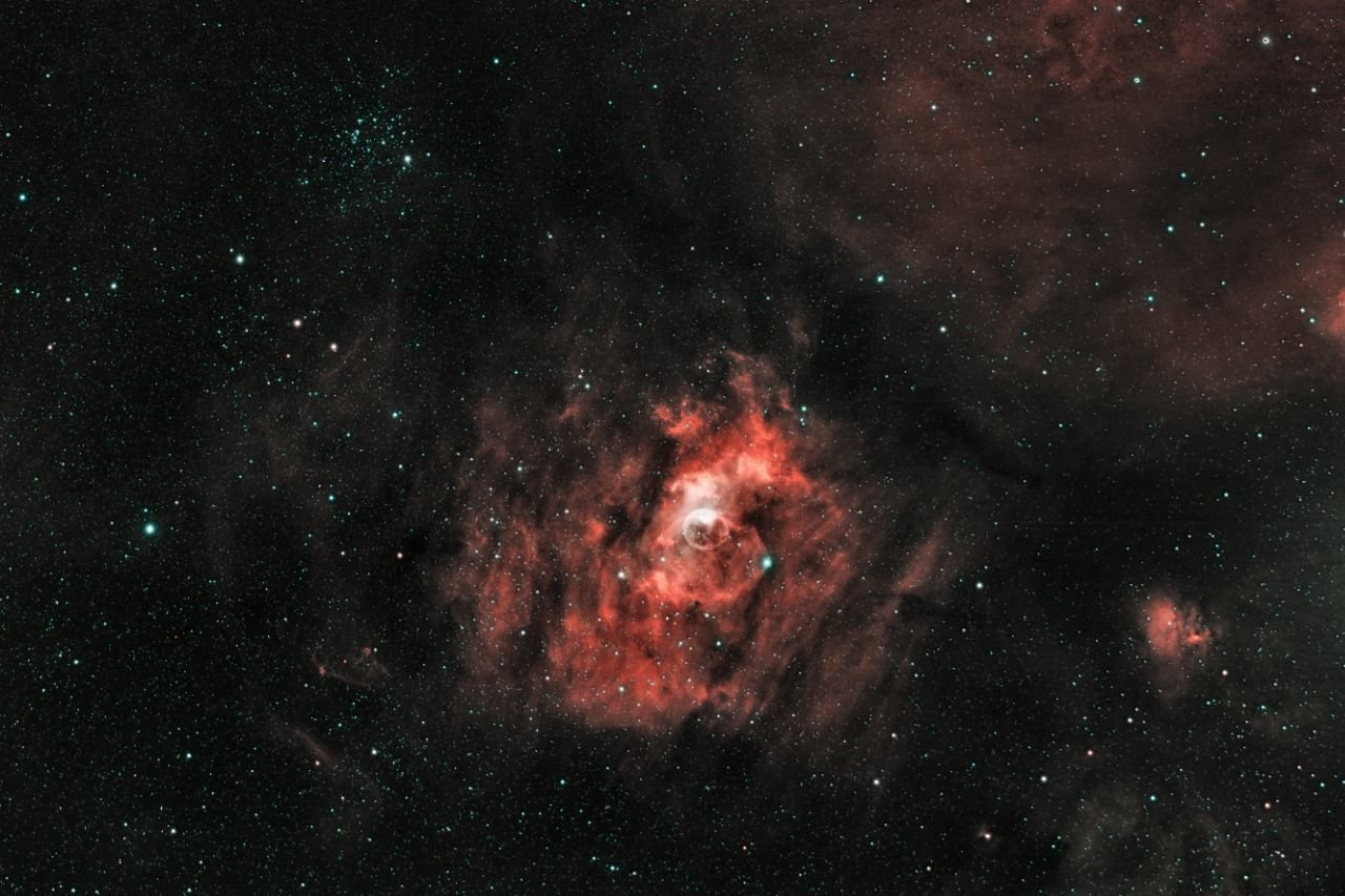 NGC7635 - Antonio Fabiani