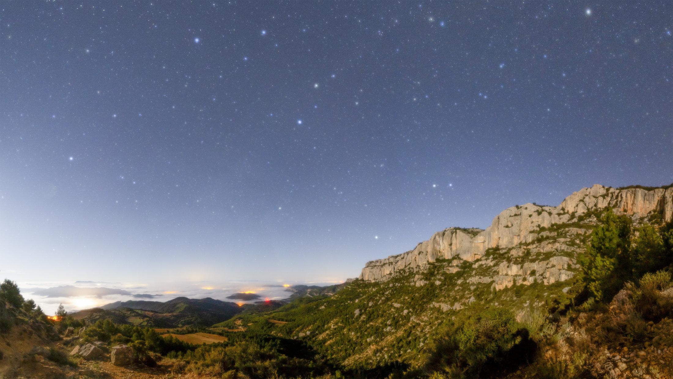 Serra de Montsant - Ignasi Llorens