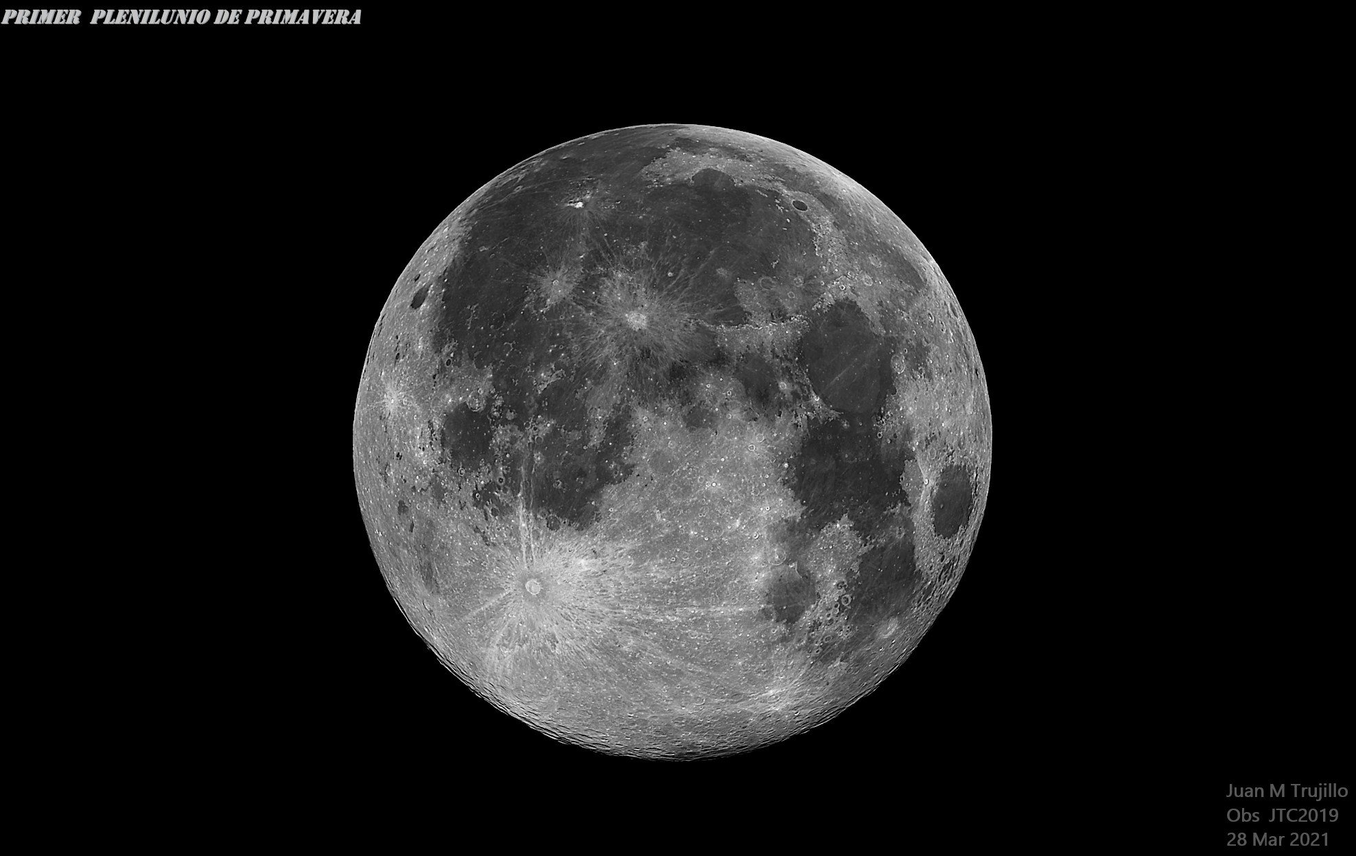 Lluna - Juan M Trujillo