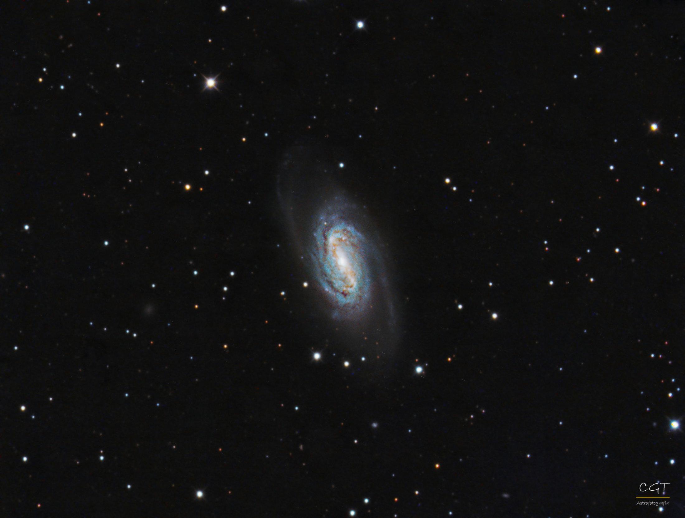 NGC2903 - Carlos González
