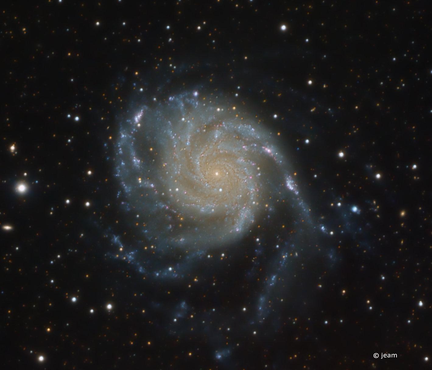 M101 - Jordi Artigas
