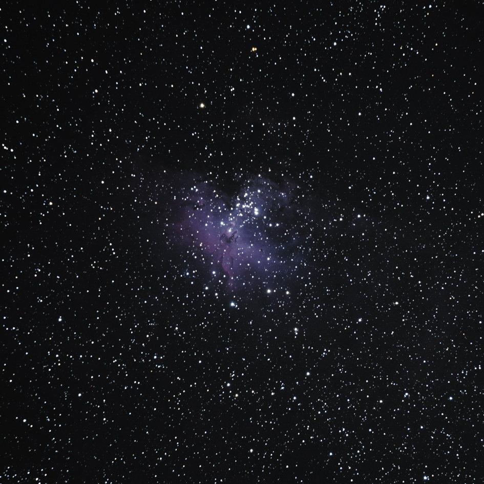 M16 - Aquila Nebula - Pedro Lorente