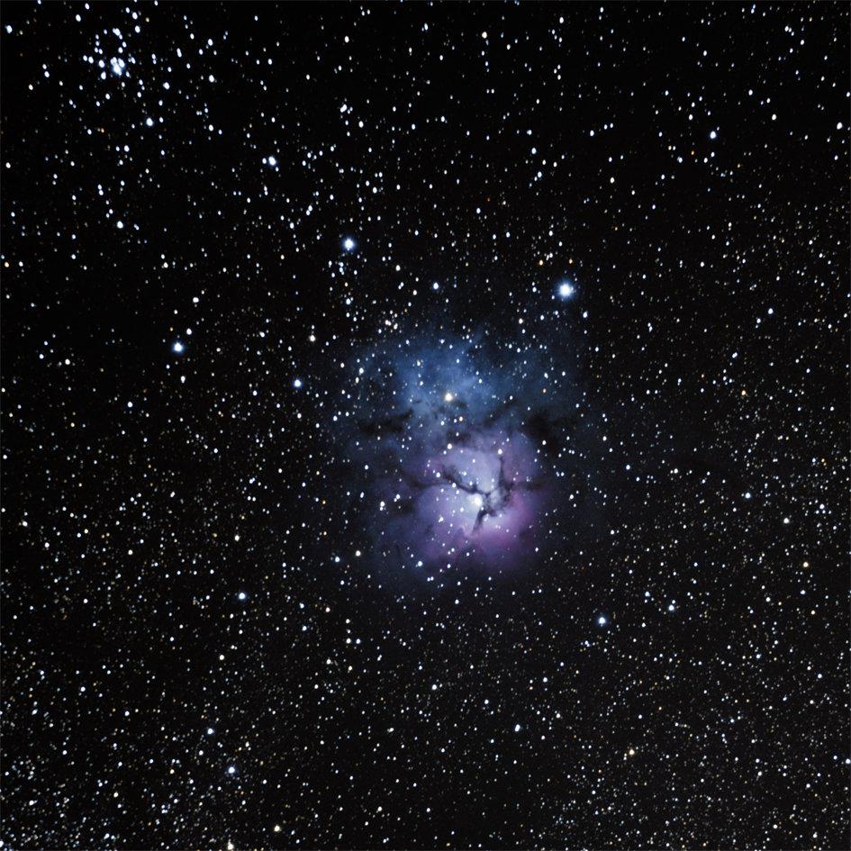 M20 Trifid Nebula - Pedro Lorente
