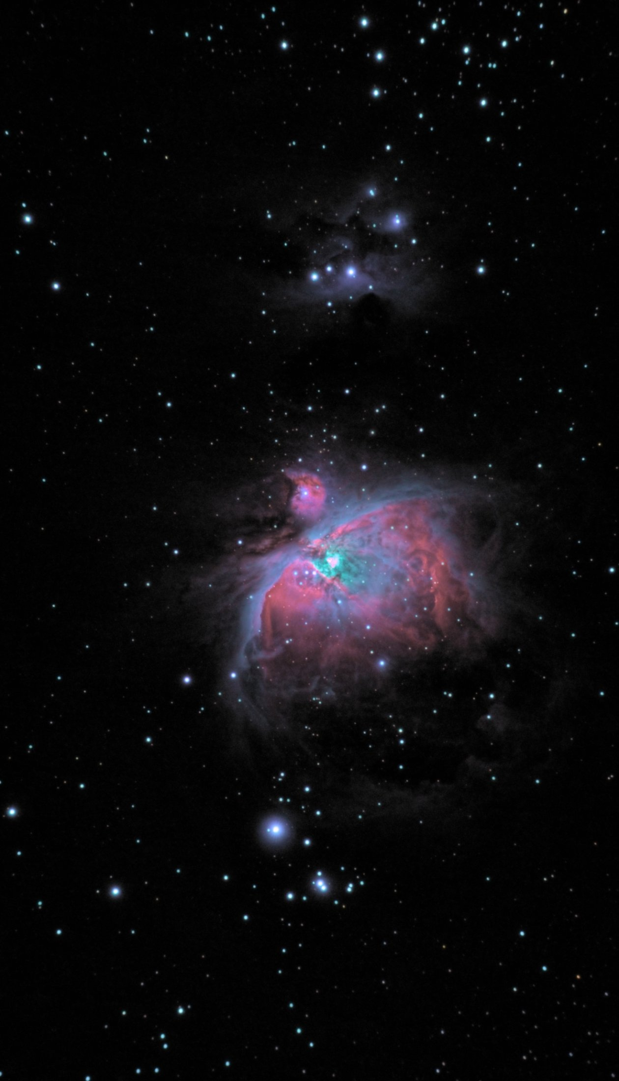M42, M43 y NGC1977 - Ricardo Rodríguez