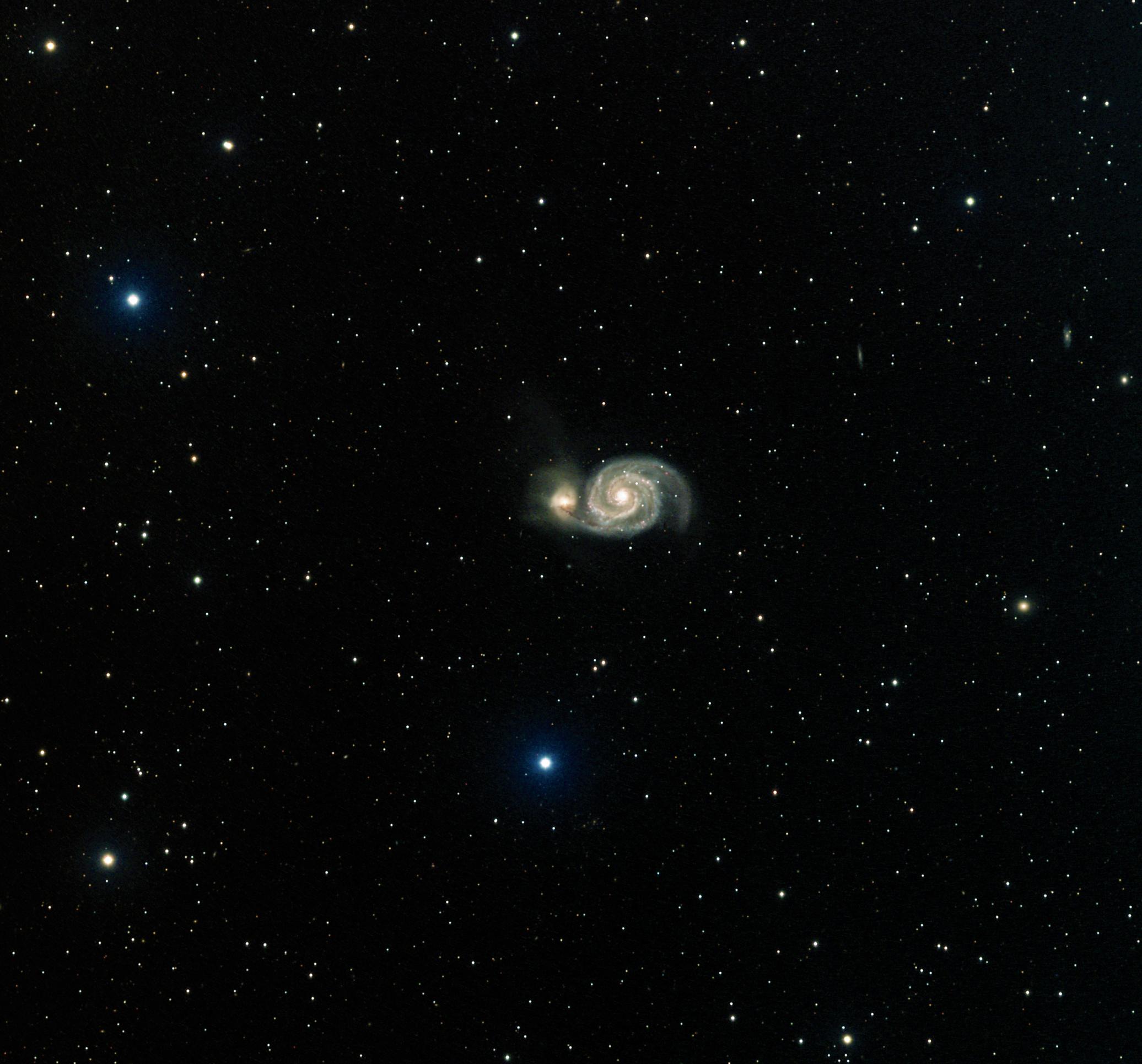 M51 - Xavier Rubia