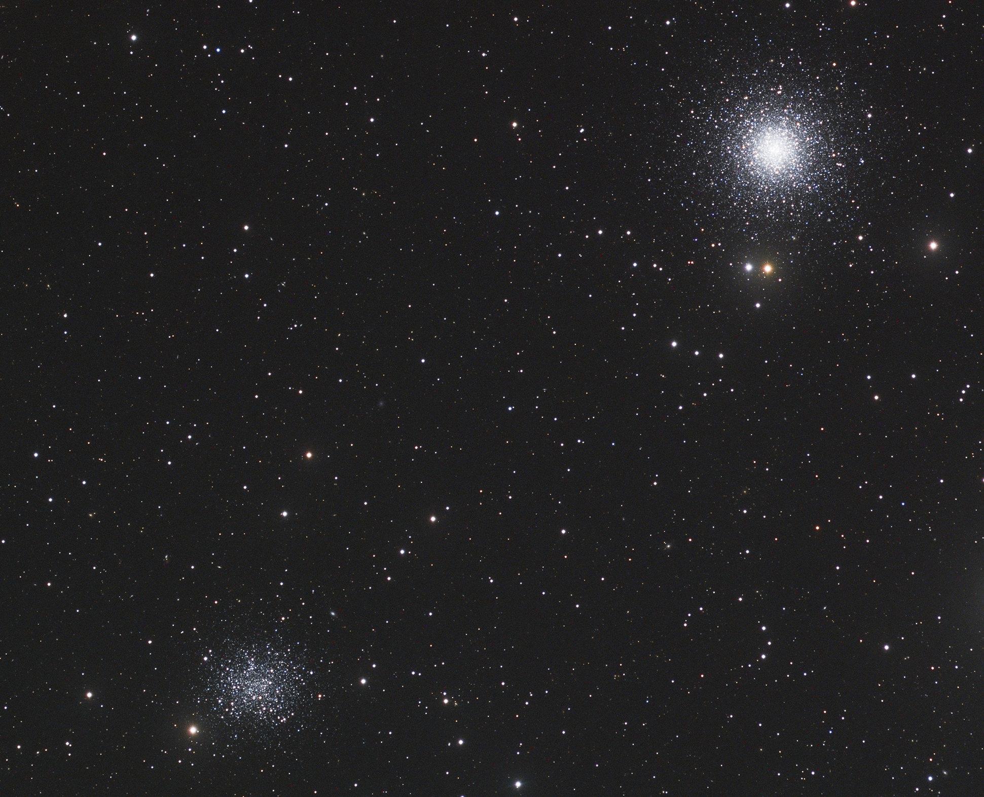 M53 - NGC5053 - Carlos Uriarte
