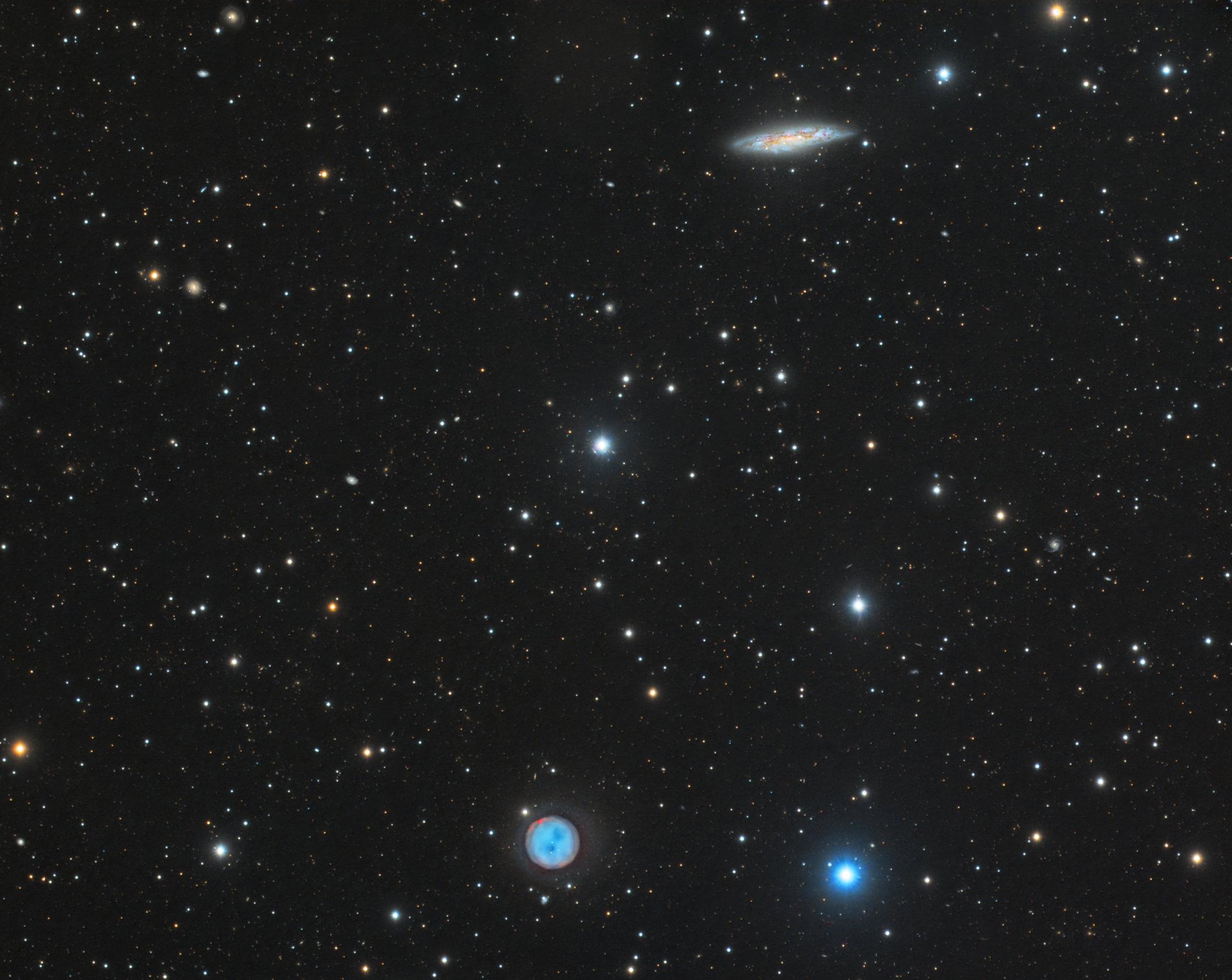 M97 - M108 Carlos Uriarte
