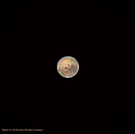 Marte - Juan Martínez