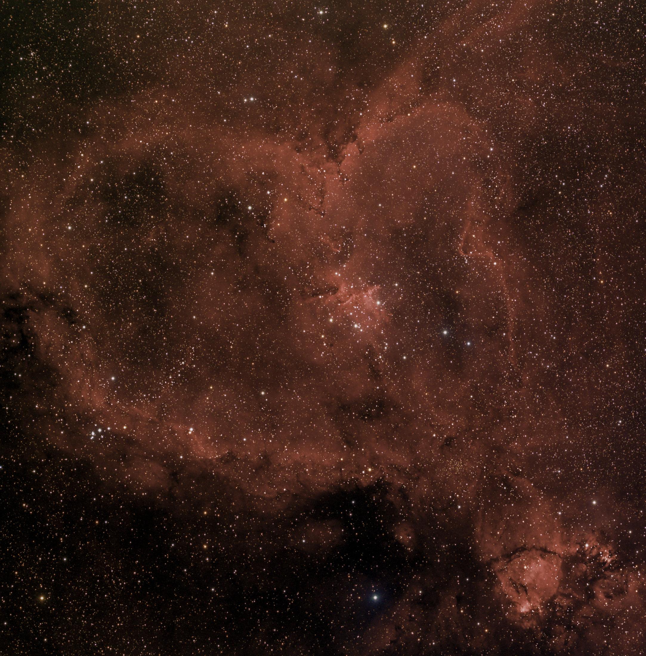 Nebulosa Del Cor - Xavier Rubia