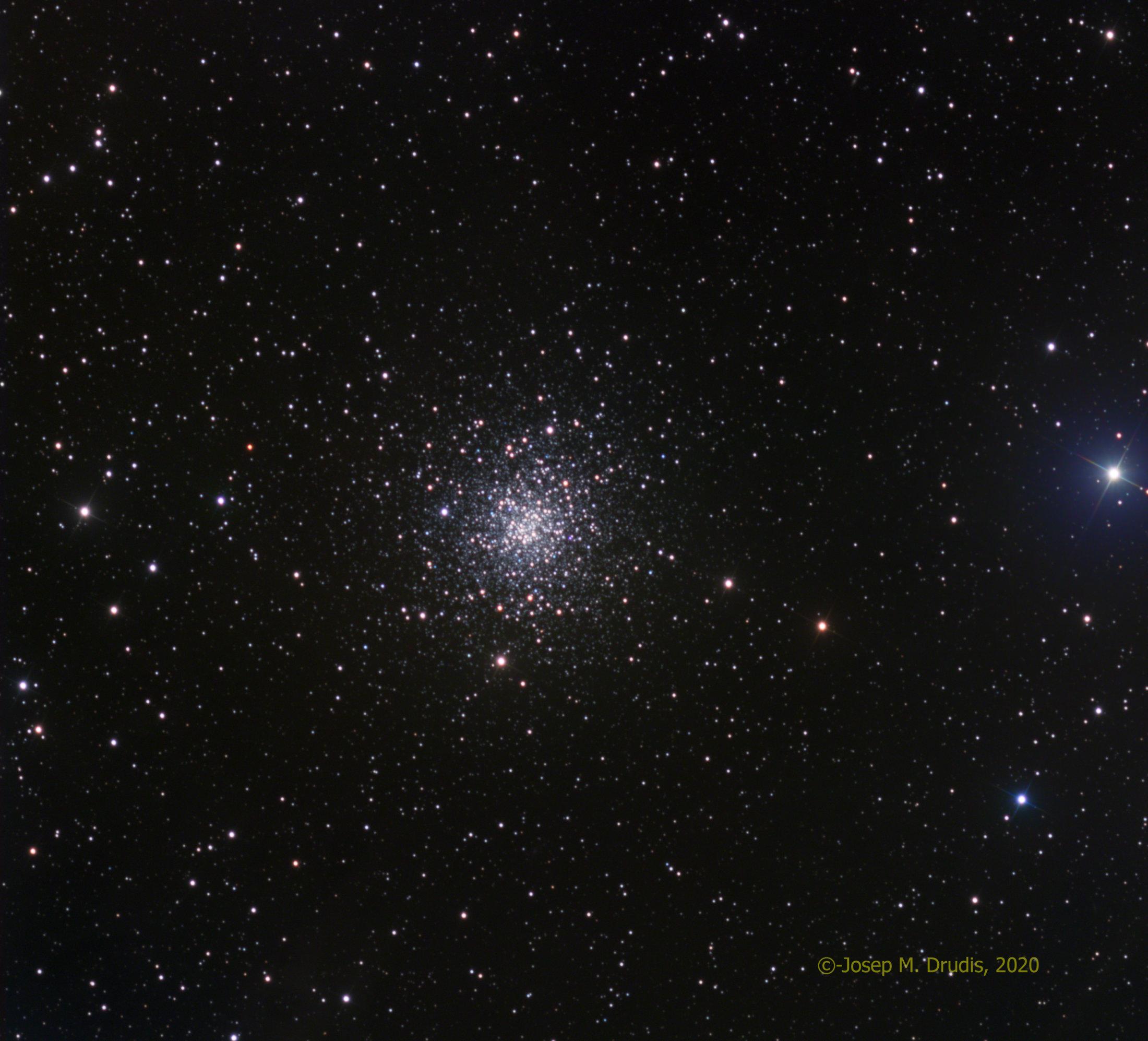 Messier107 - Josep Maria Drudis
