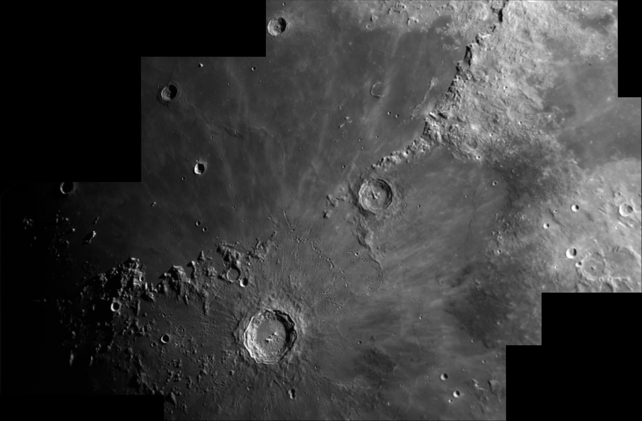 M. Apeninus, M. Carpatus i Copernicus - David López