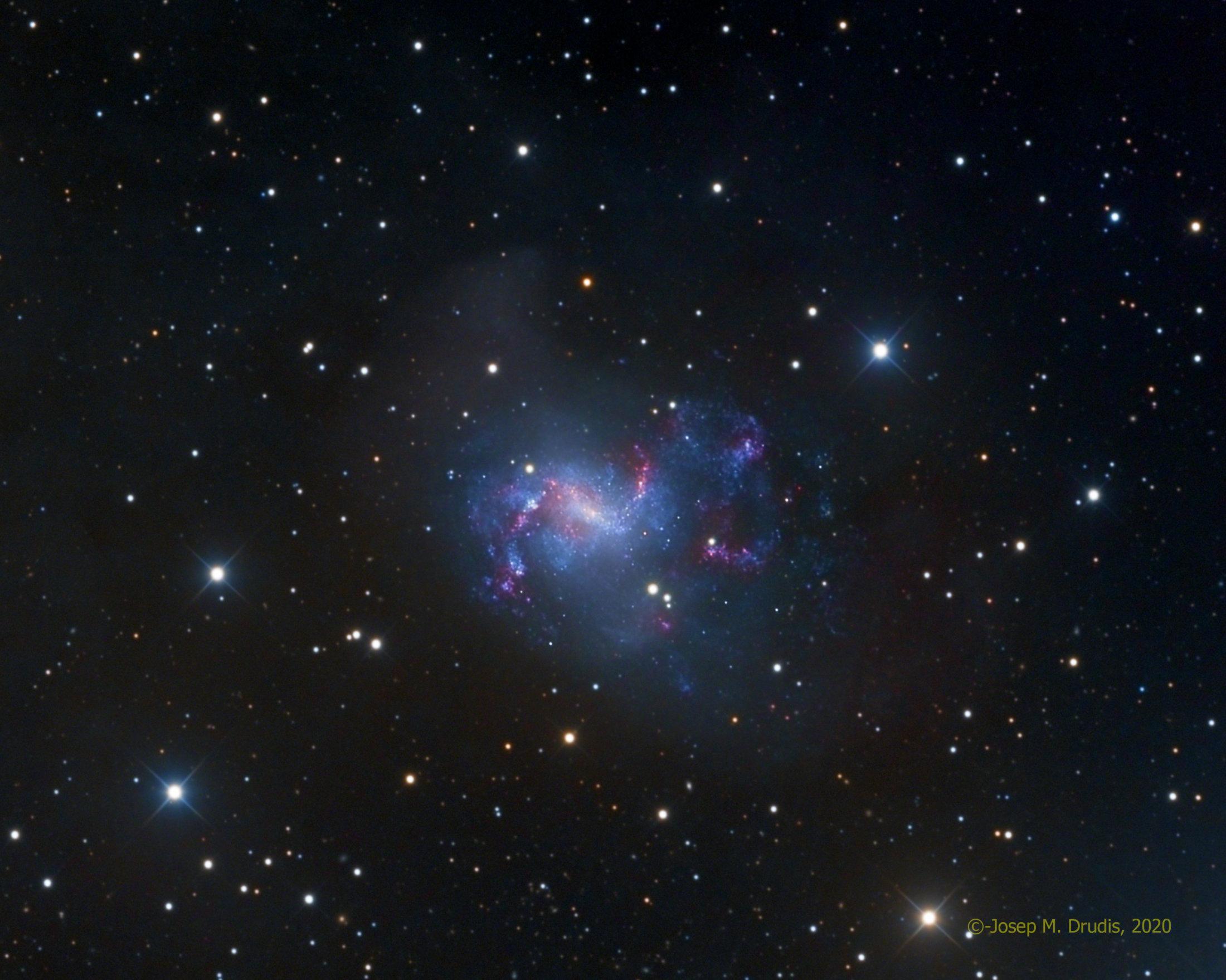 NGC 1313 - Josep Maria Drudis