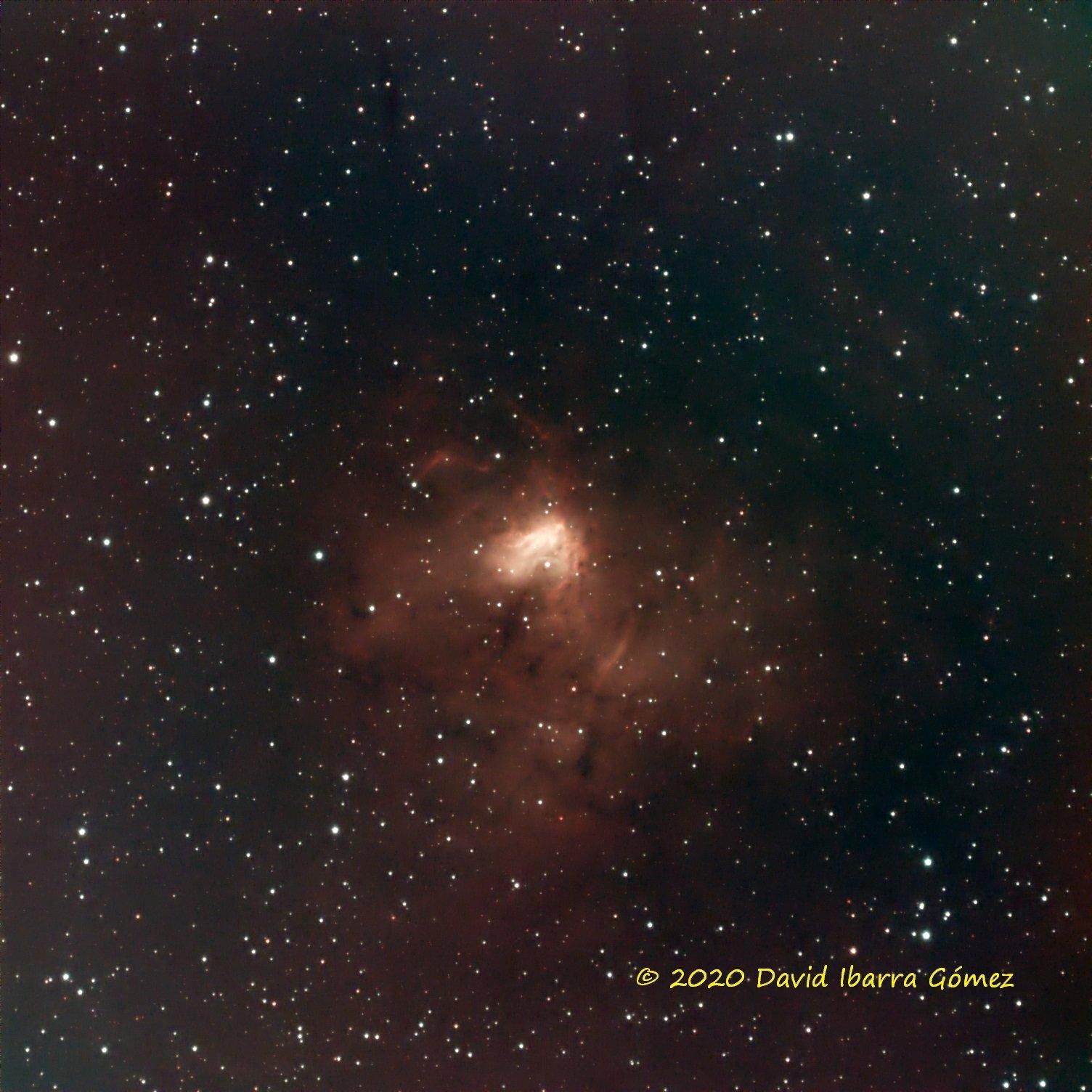NGC1491 - David Ibarra