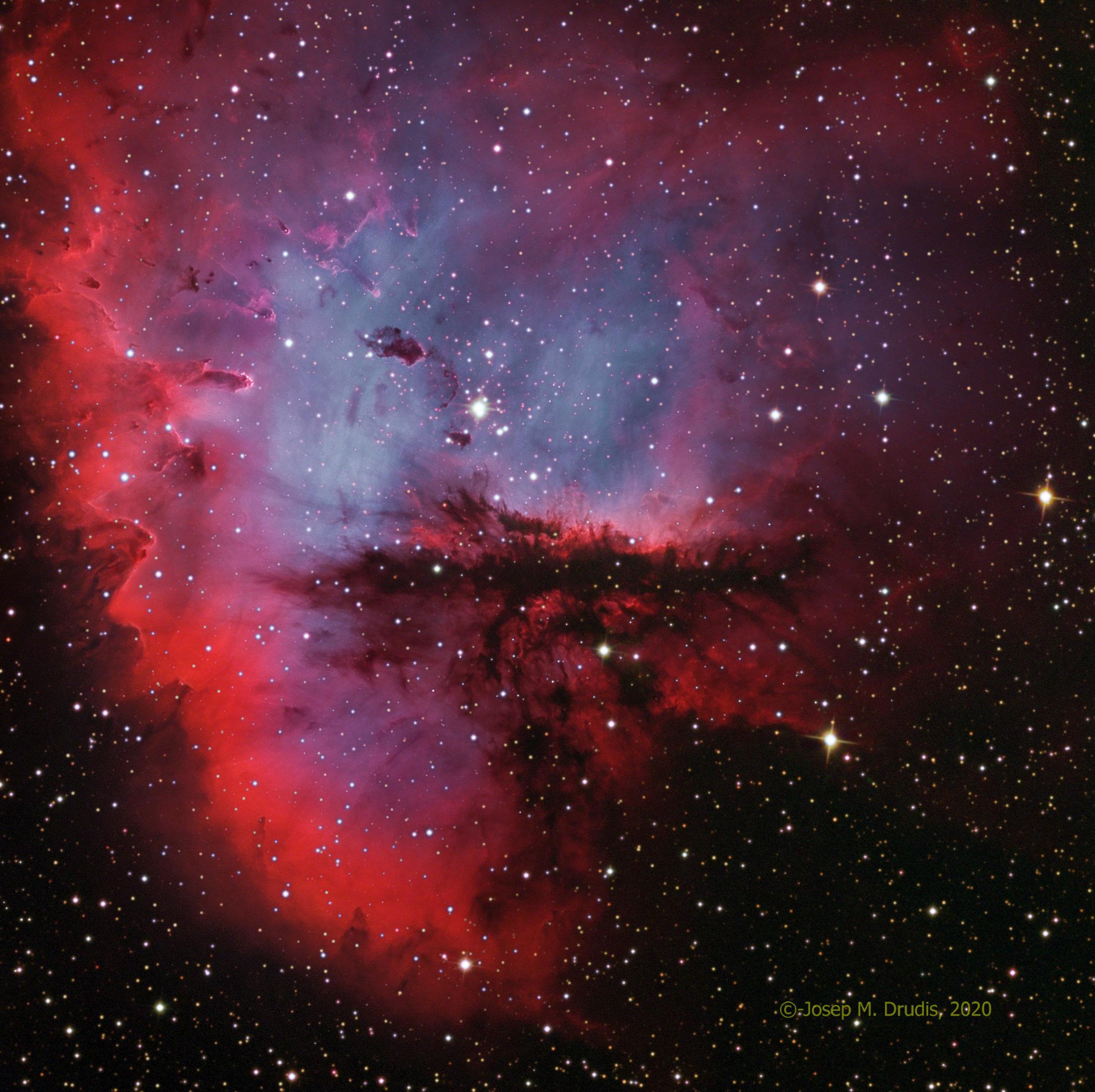 NGC 281 - Josep Maria Drudis