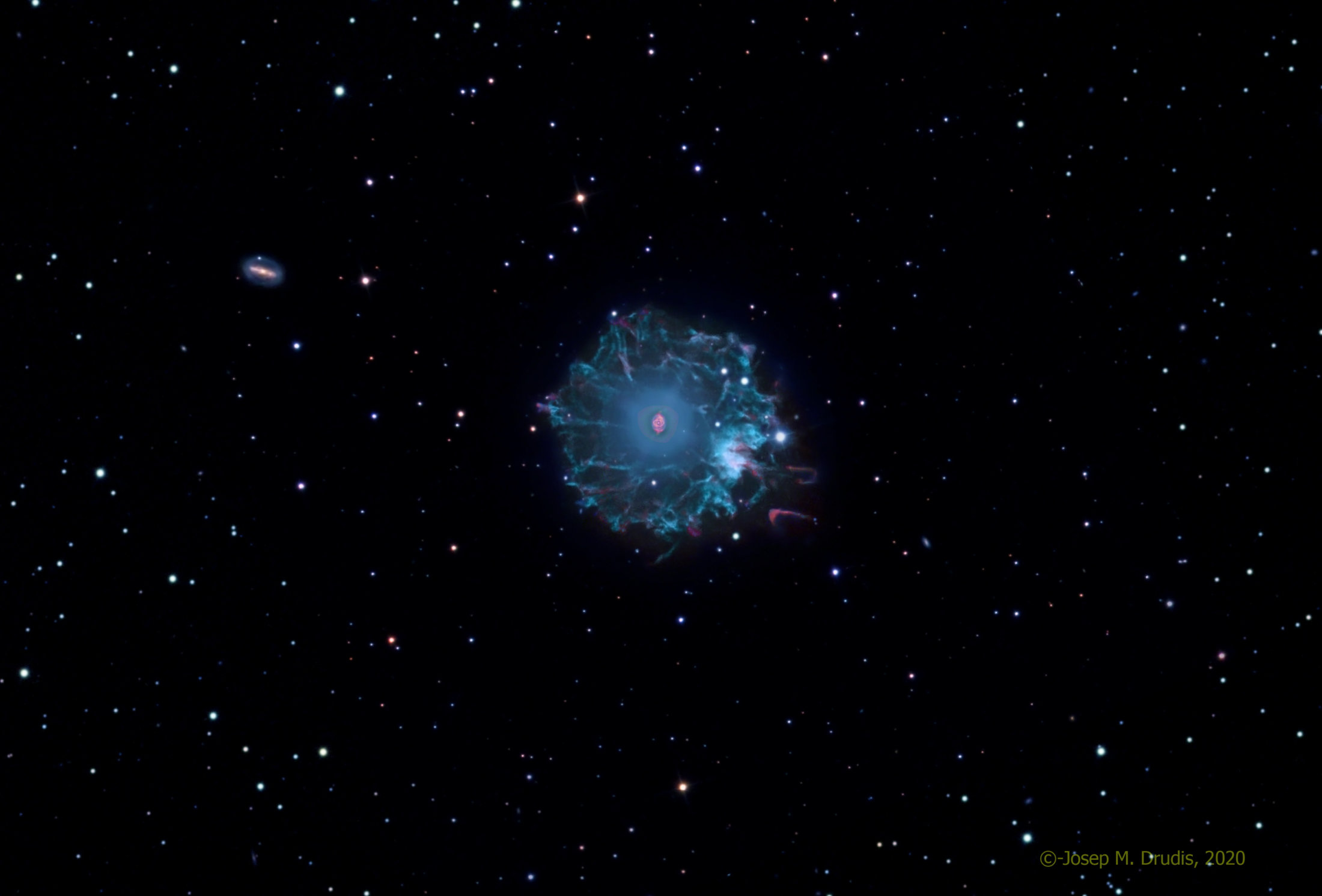 NGC 6543 - Josep Maria Drudis