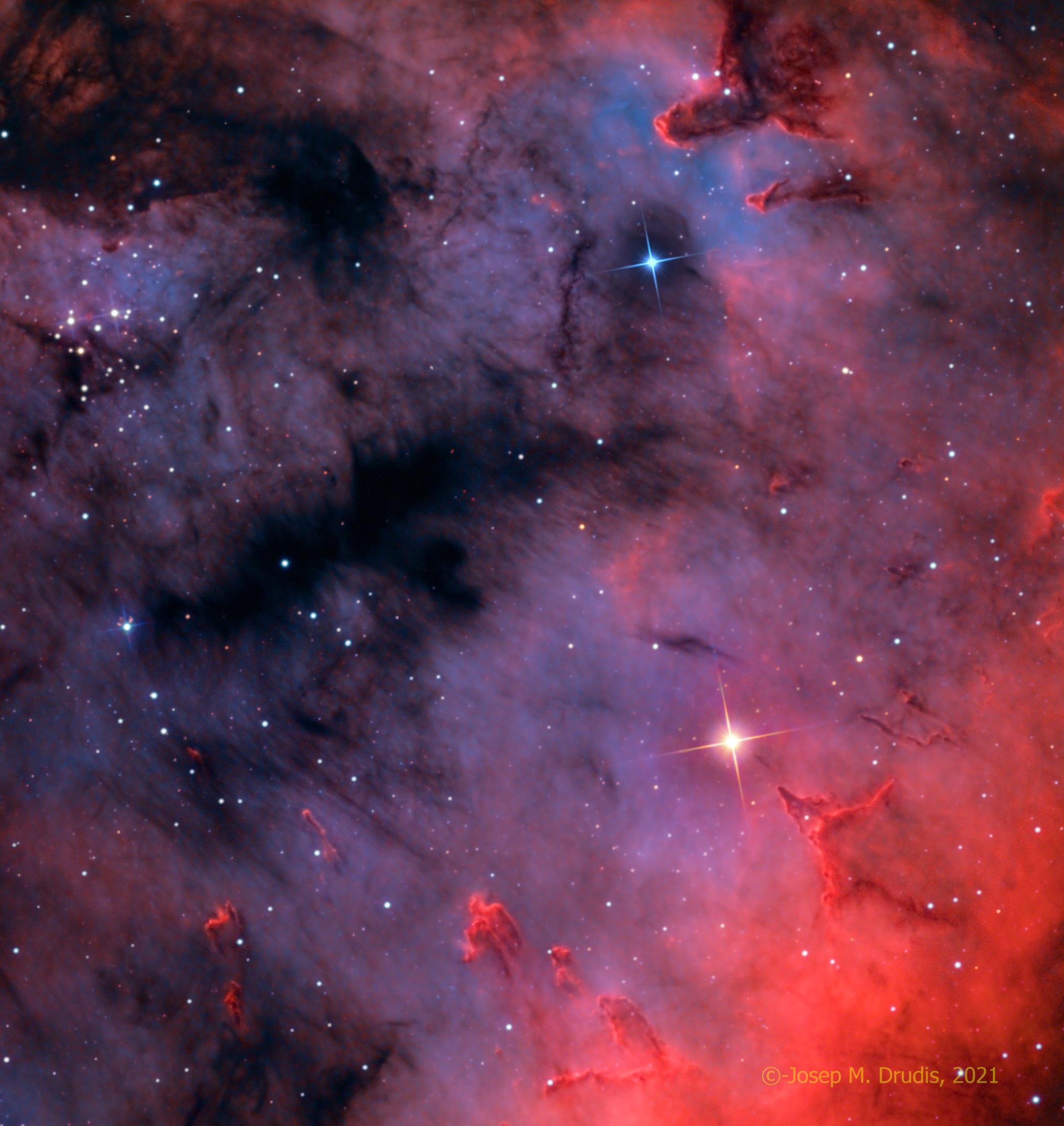 NGC 7822 - Josep Maria Drudis