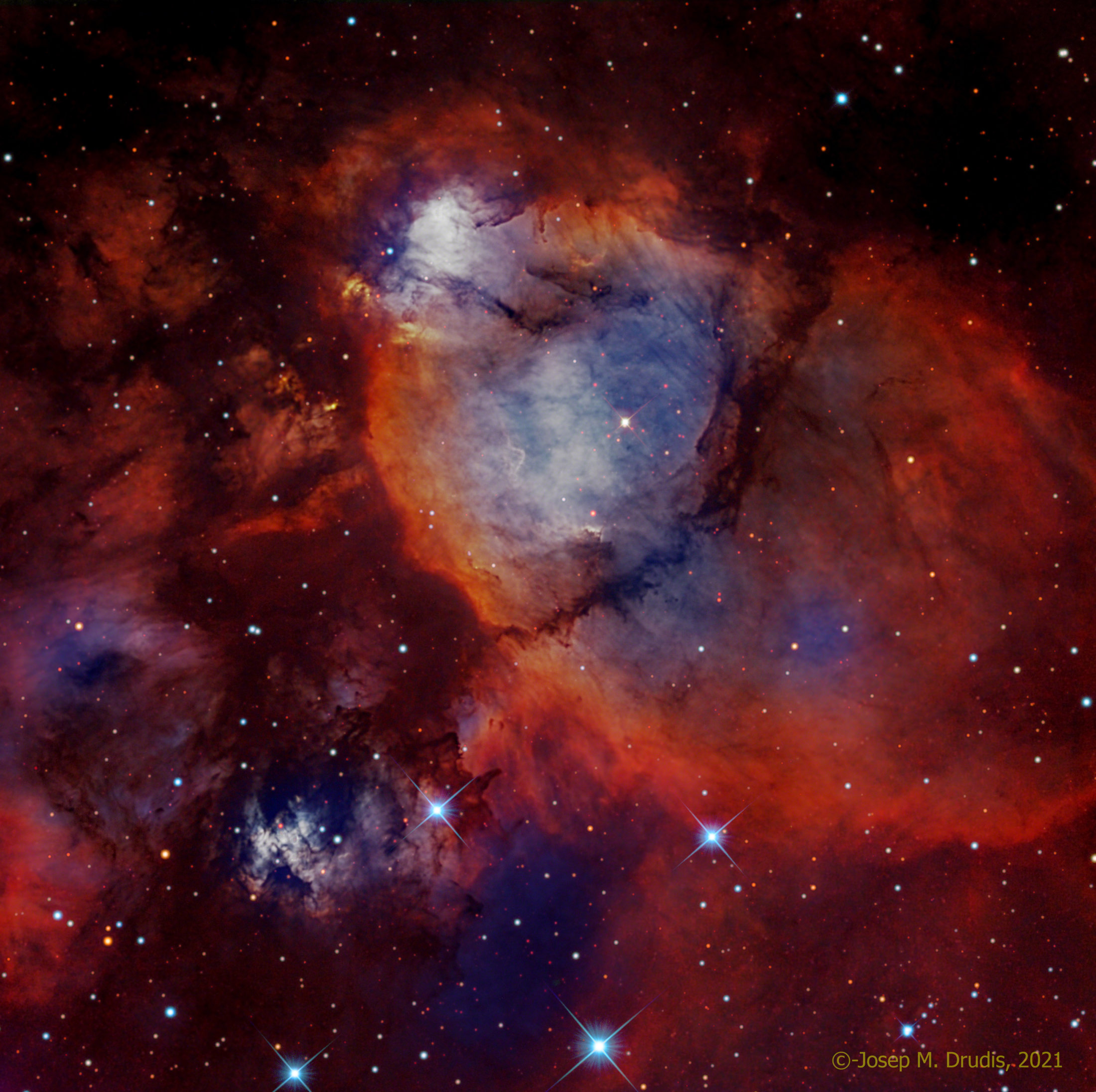 NGC 896 - Josep Maria Drudis