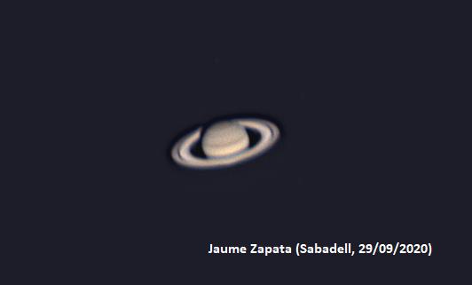 Saturn - Jaume Zapata