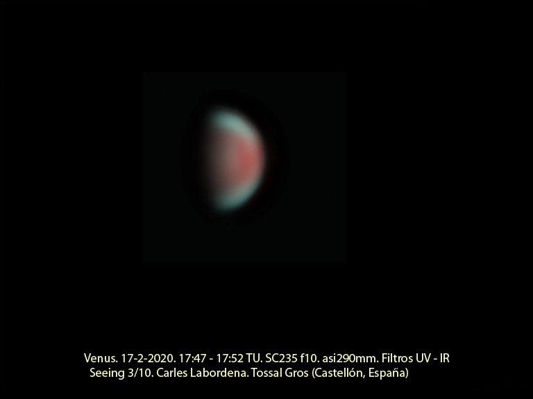Venus - Carles Labordena