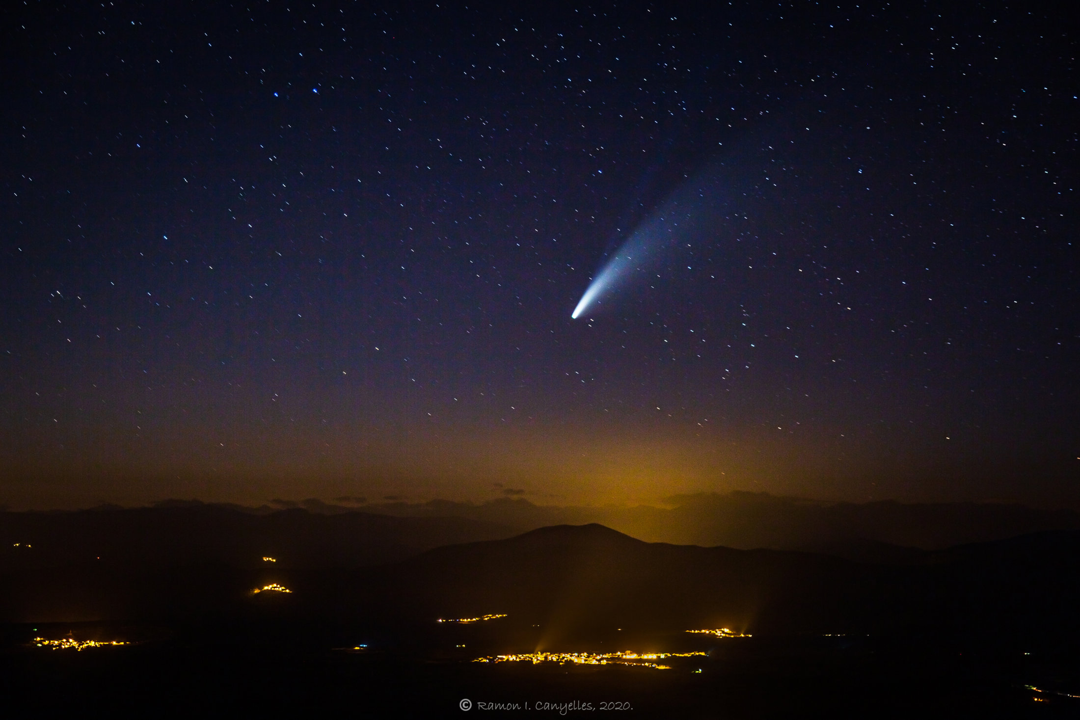 Cometa - Ramon Canyelles