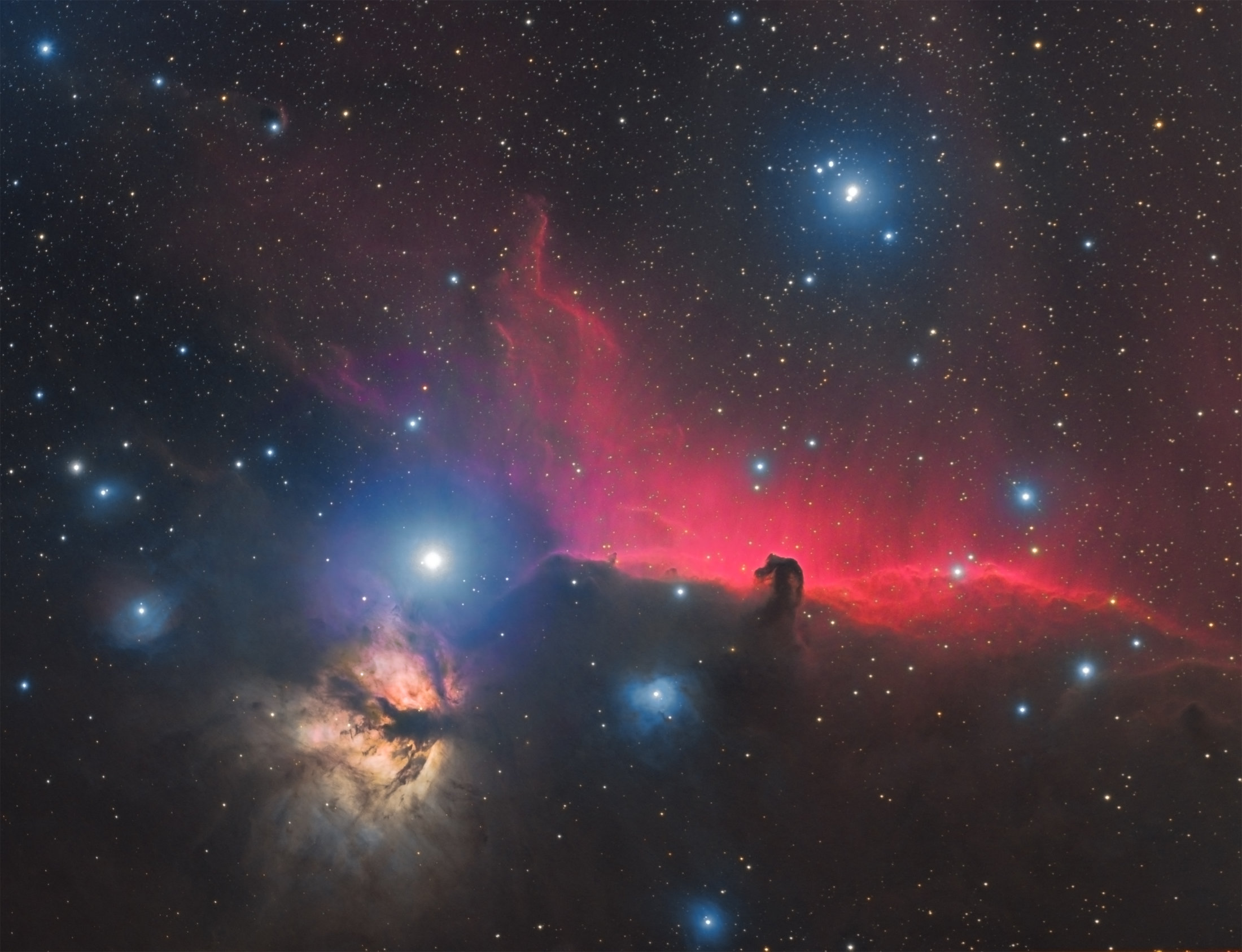 NGC2023 i B33 - Carlos Uriarte