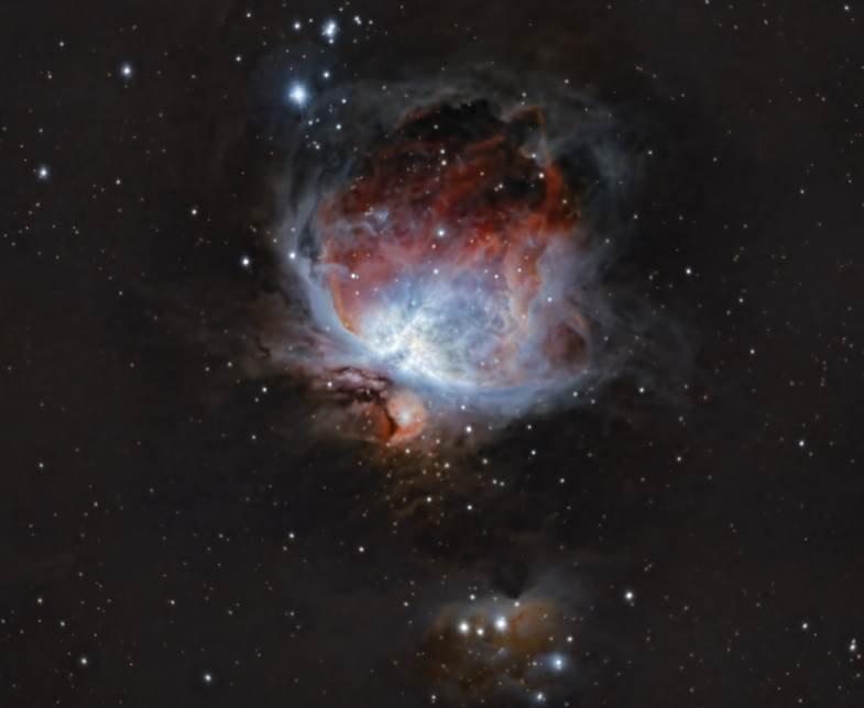 M42 en HOO - David Rius