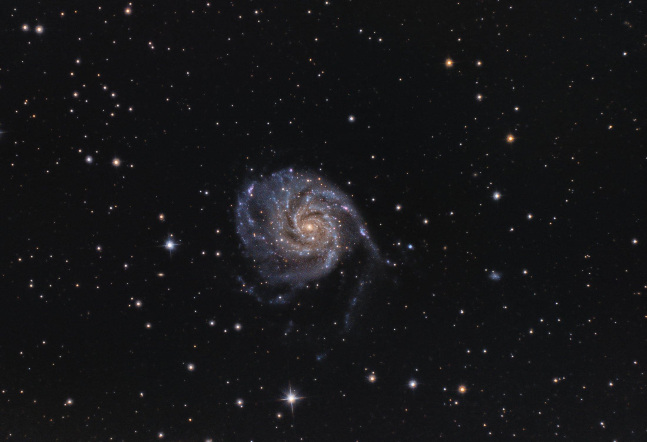 M101 - Aaron de la Casa