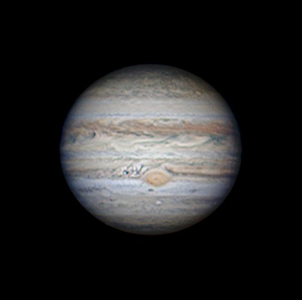 Júpiter - Alfredo Vidal