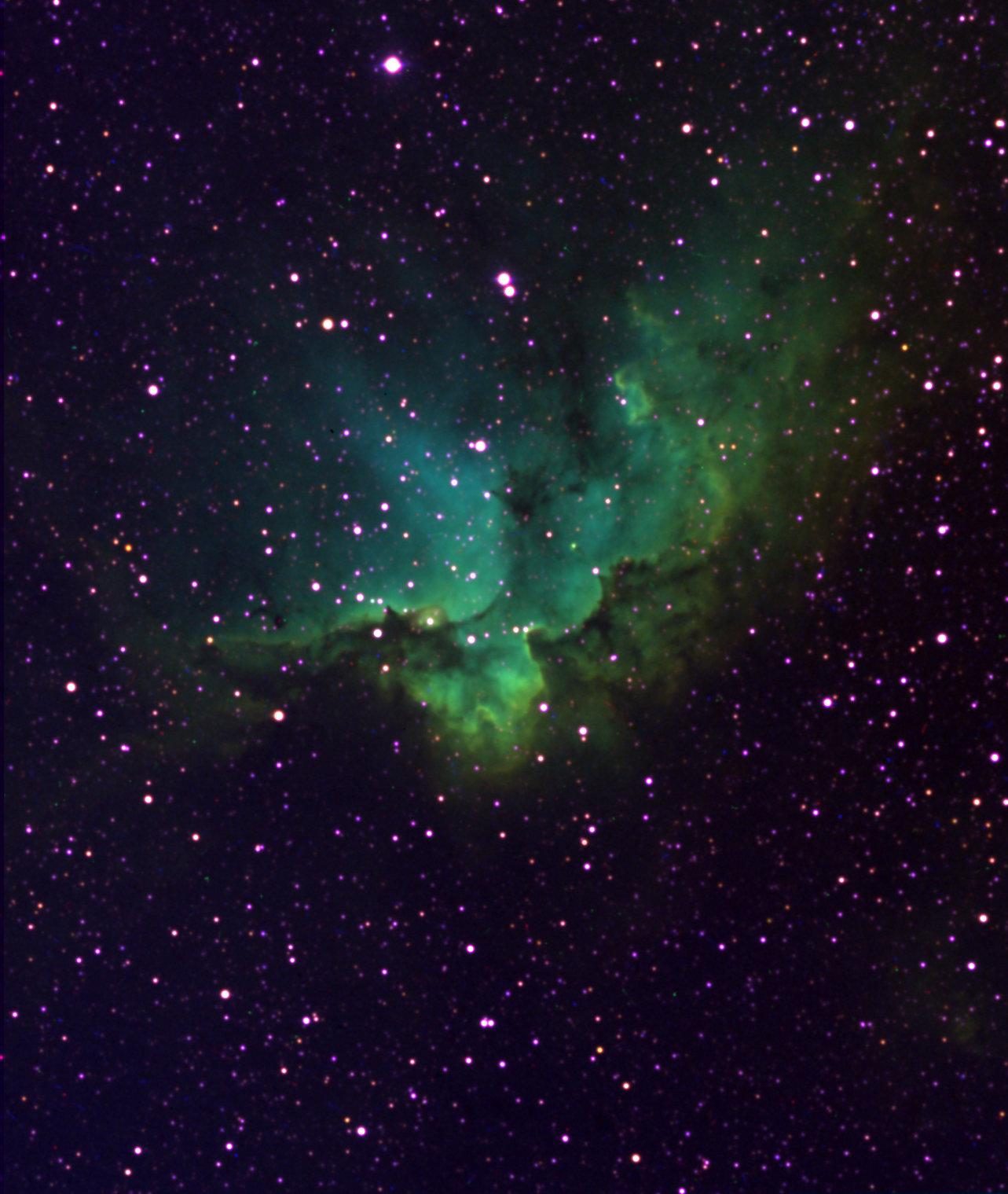 NGC 7380 - Josep Ramón Mundo