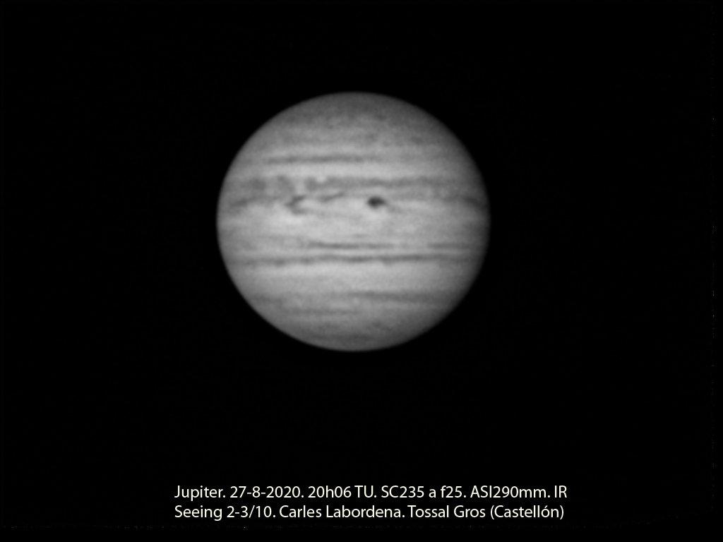 Jupiter - Carles Labordena