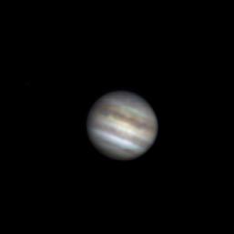 Júpiter - Daniel Moreno