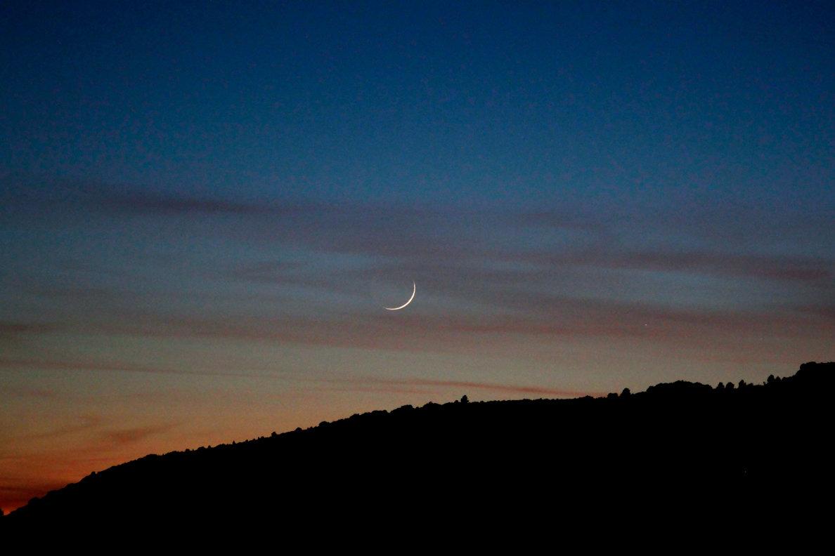 Lluna i Saturn - Carles Labordena